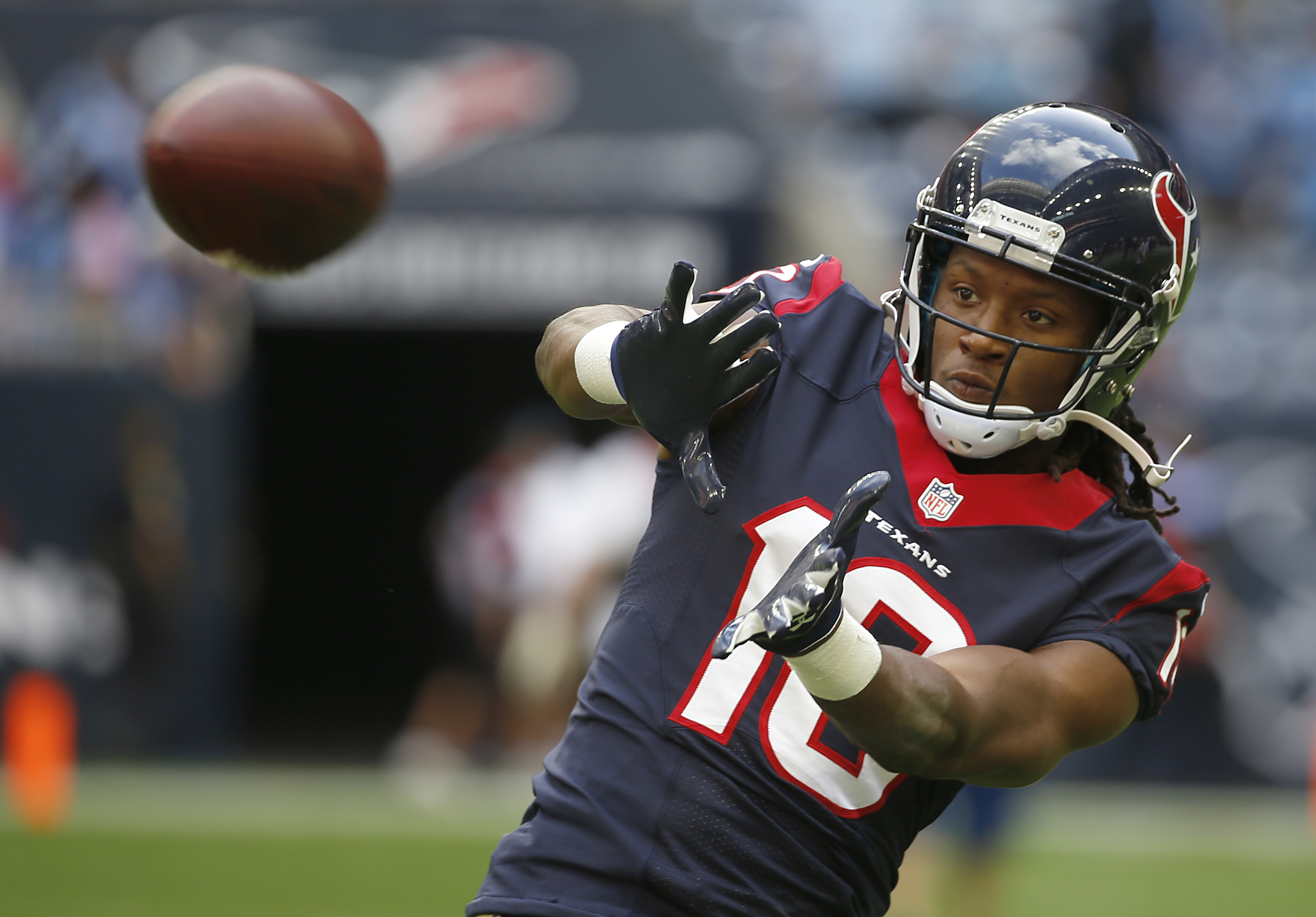 What Is The Texans Strategy For DeAndre Hopkins Contract