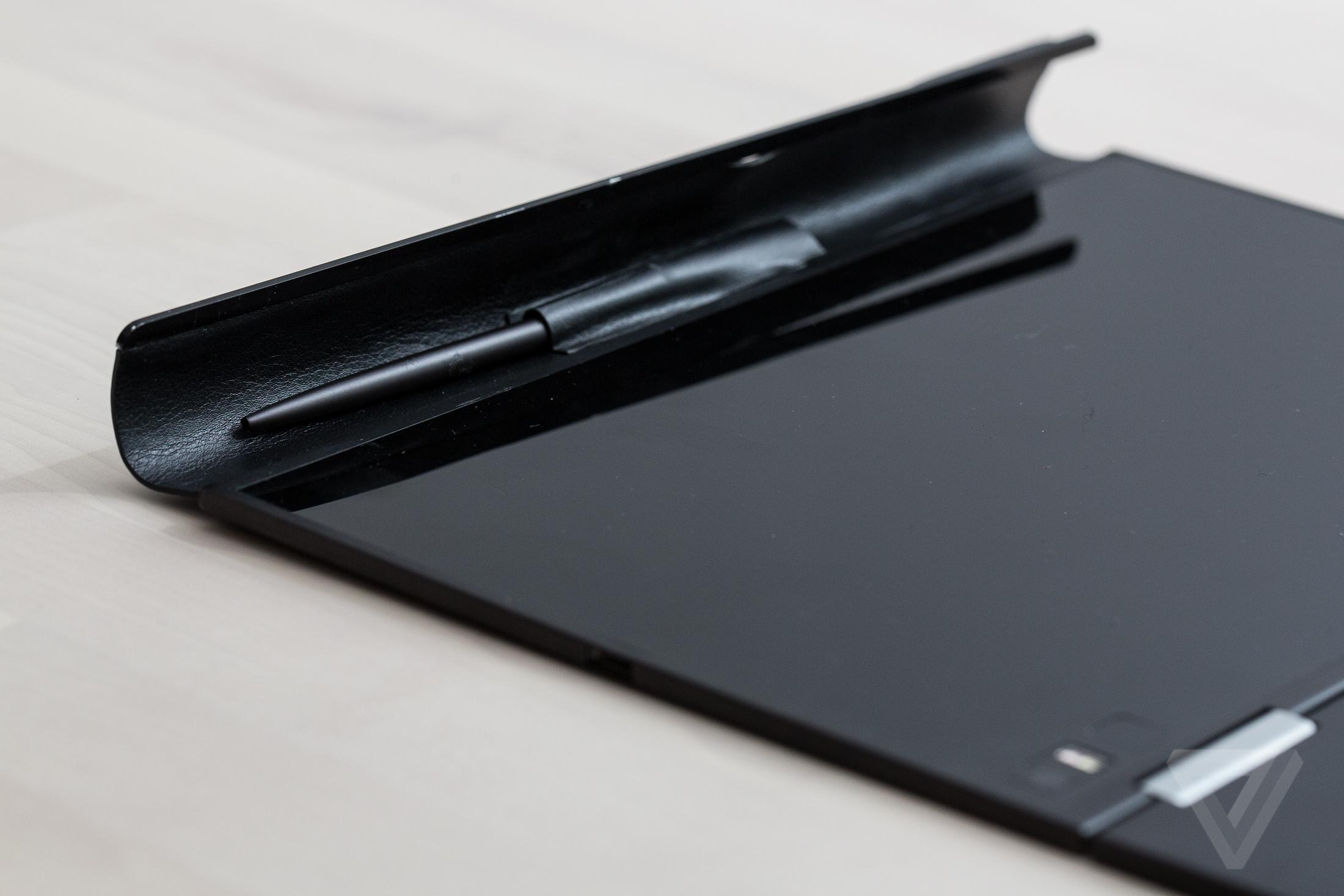 The evolution of Lenovo's Yoga Book - The Verge