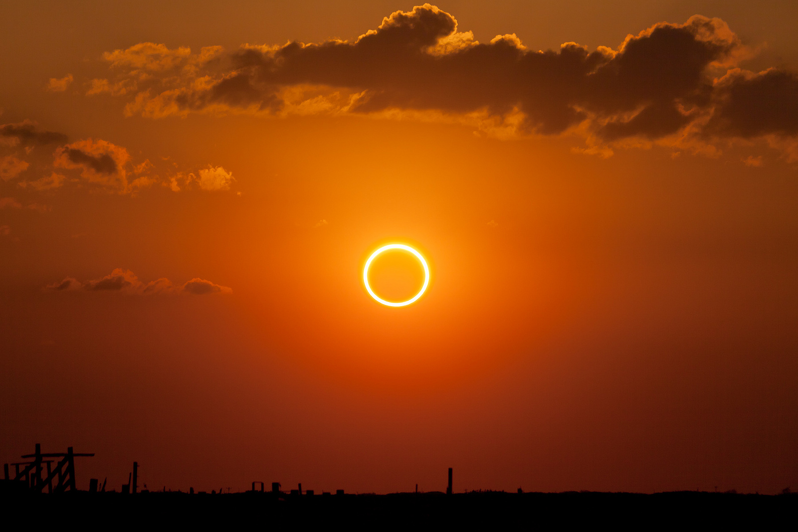 """A rare """"ring of fire"""" eclipse will pass over Tanzania. You, too, can watch."""