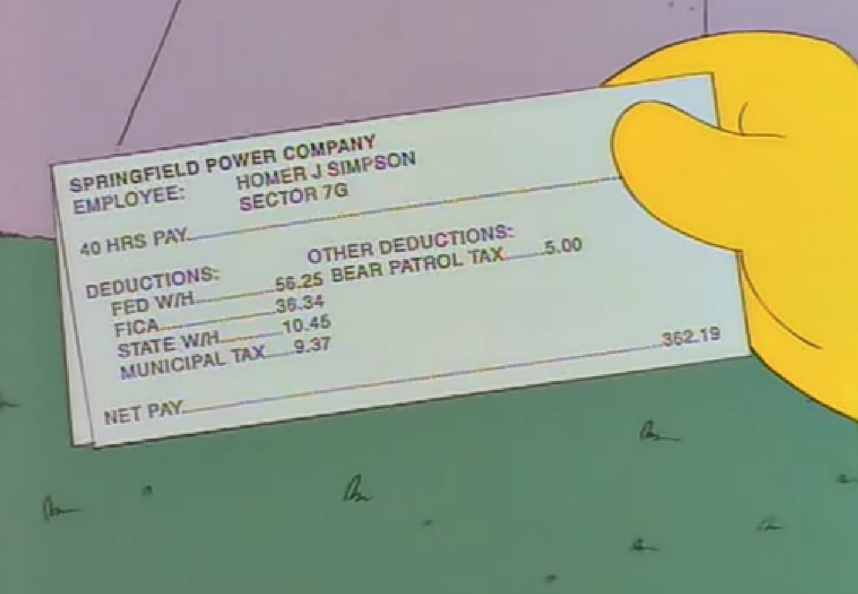 What Homer Simpson s 100 jobs tell us about America s middle