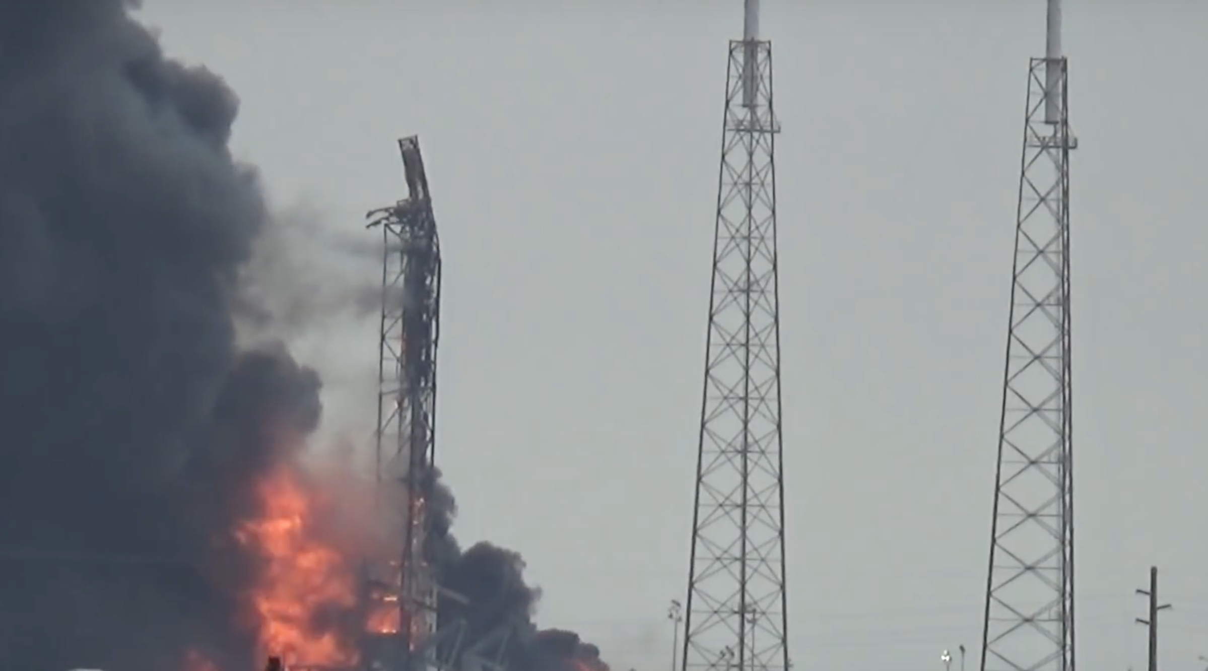 How the Falcon 9 explosion may change SpaceX's launch ...