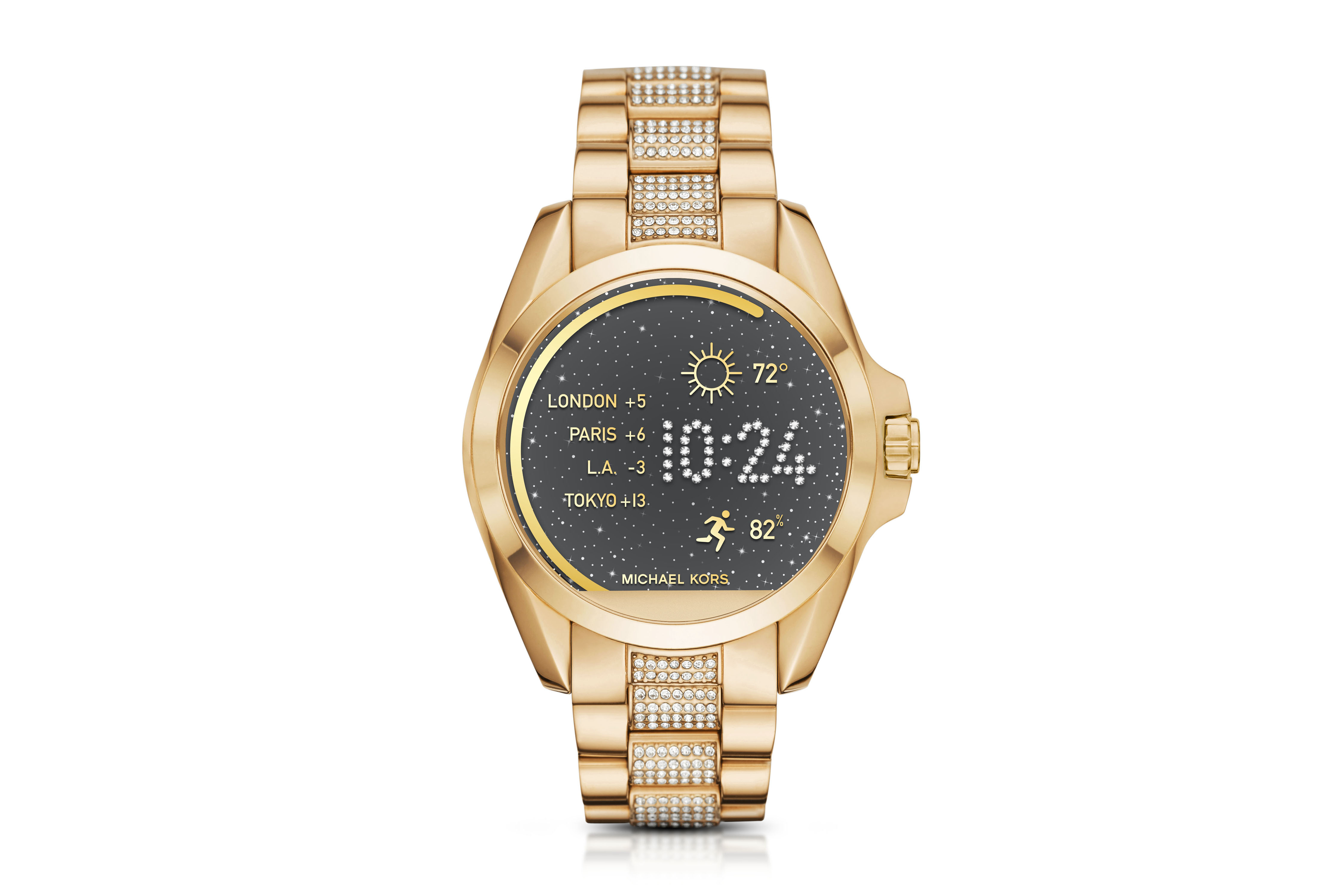 Michael Kors' giant Access smartwatches are here for your ...