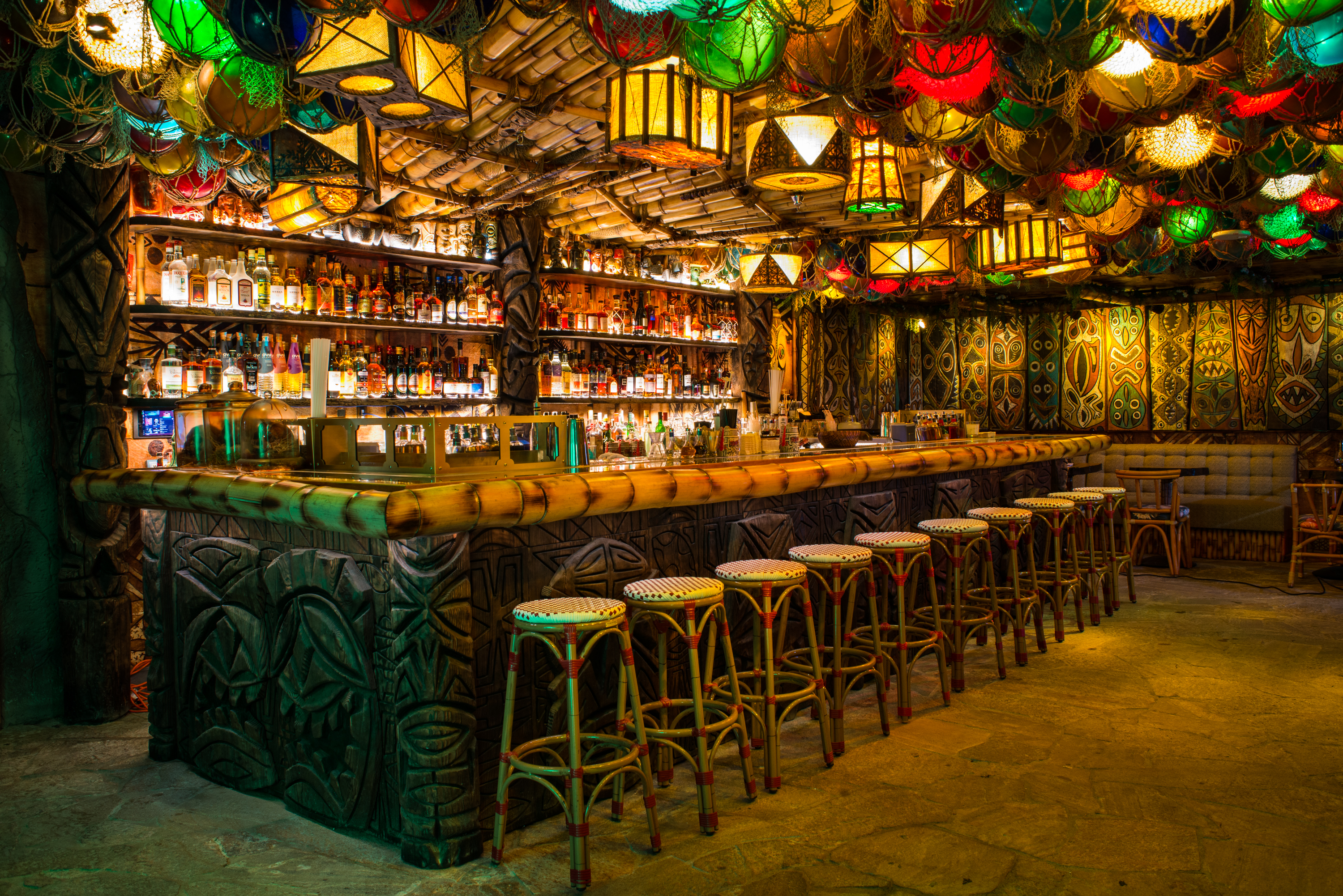 Say Aloha To Your False Idol San Diego S New Tiki Bar