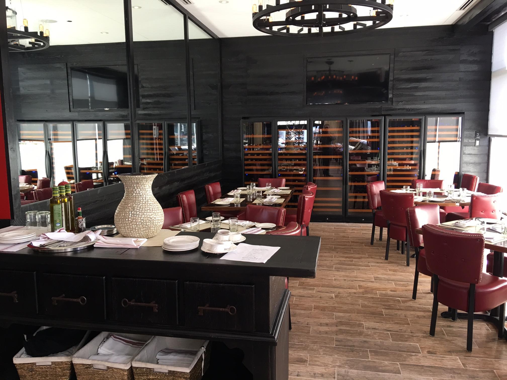 New Italian Restaurant River North