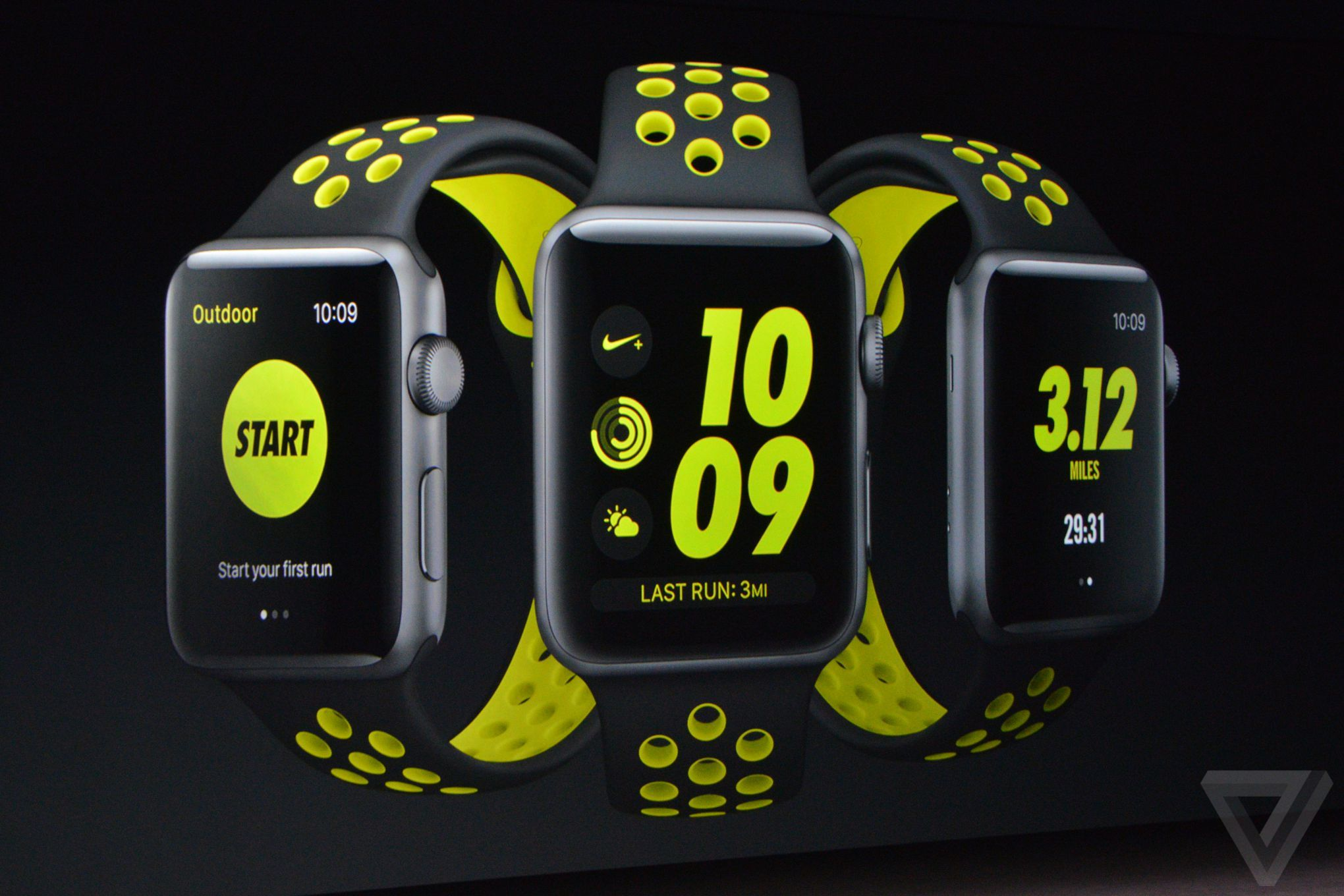 Apple Watch Nike+ stomps on the ashes of the FuelBand ...