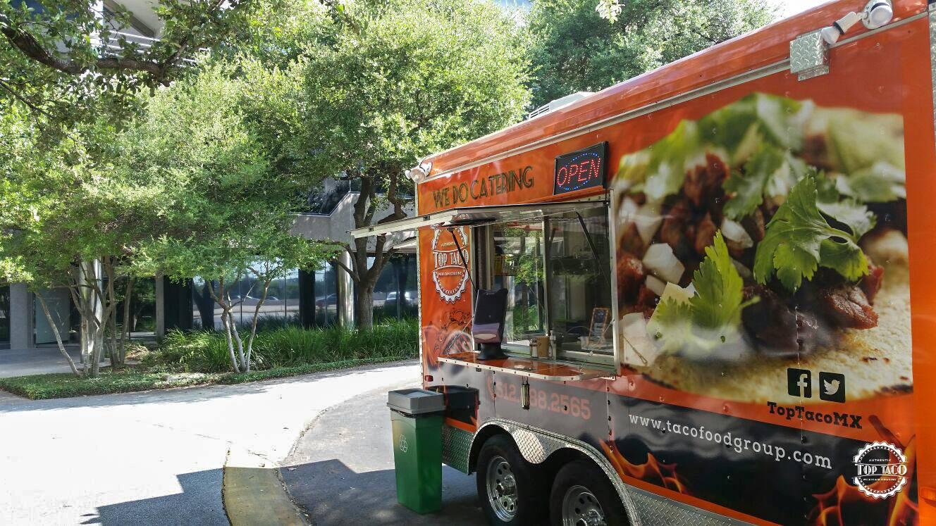 Poblano Tacos Food Truck