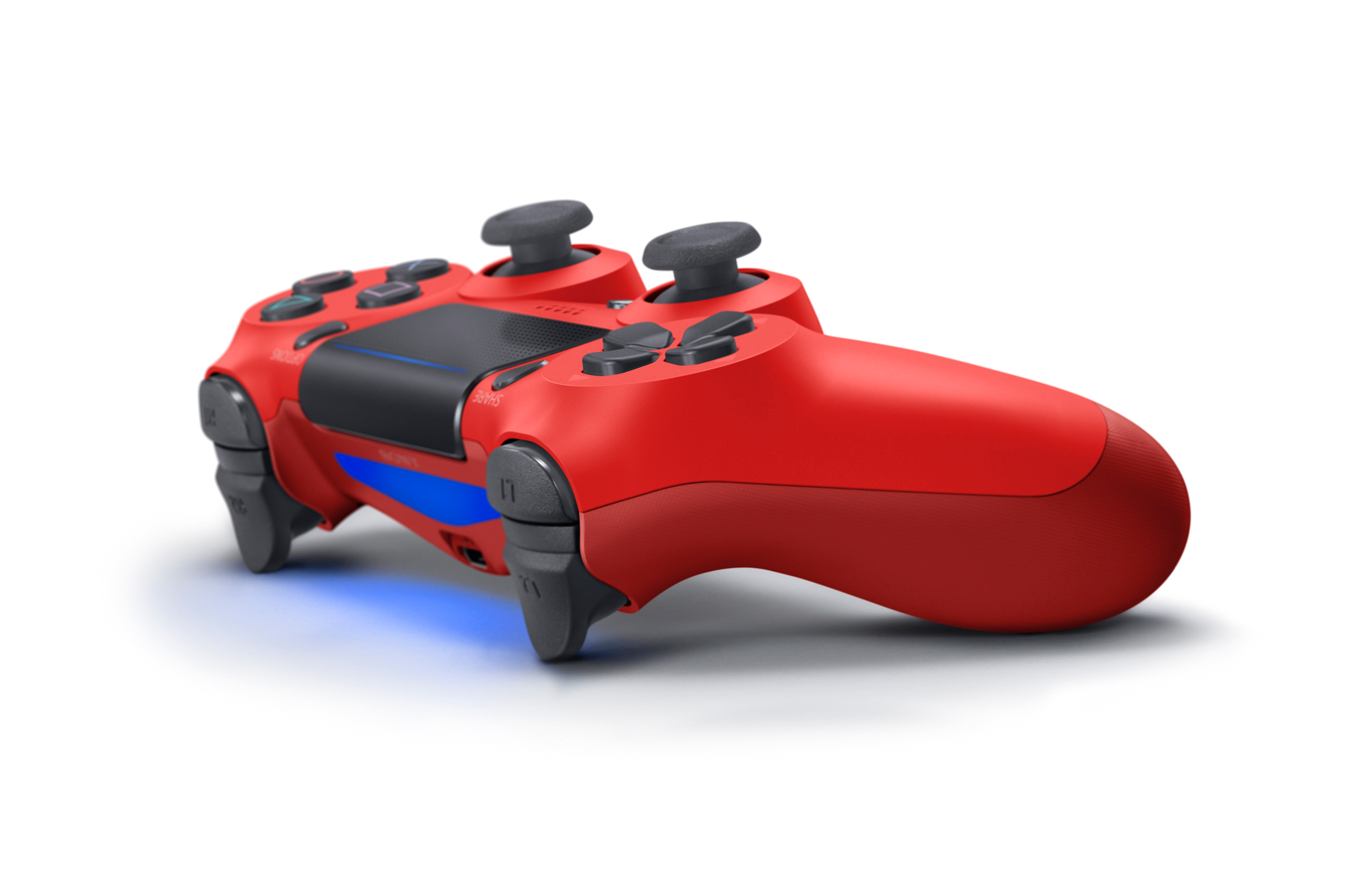 why does the ps4 controller light change colors