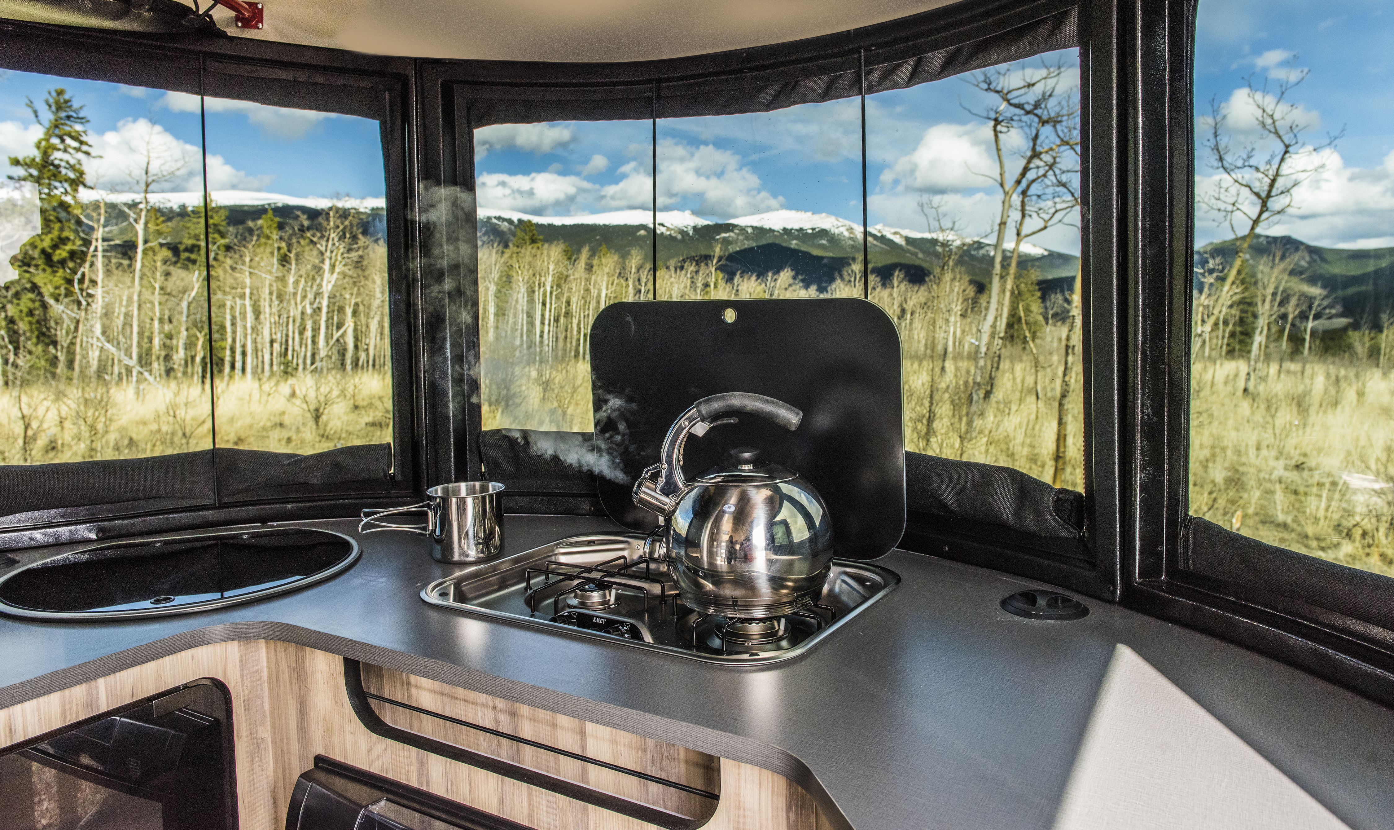 Airstream Basecamp Is The Smaller Lighter Cuter Version