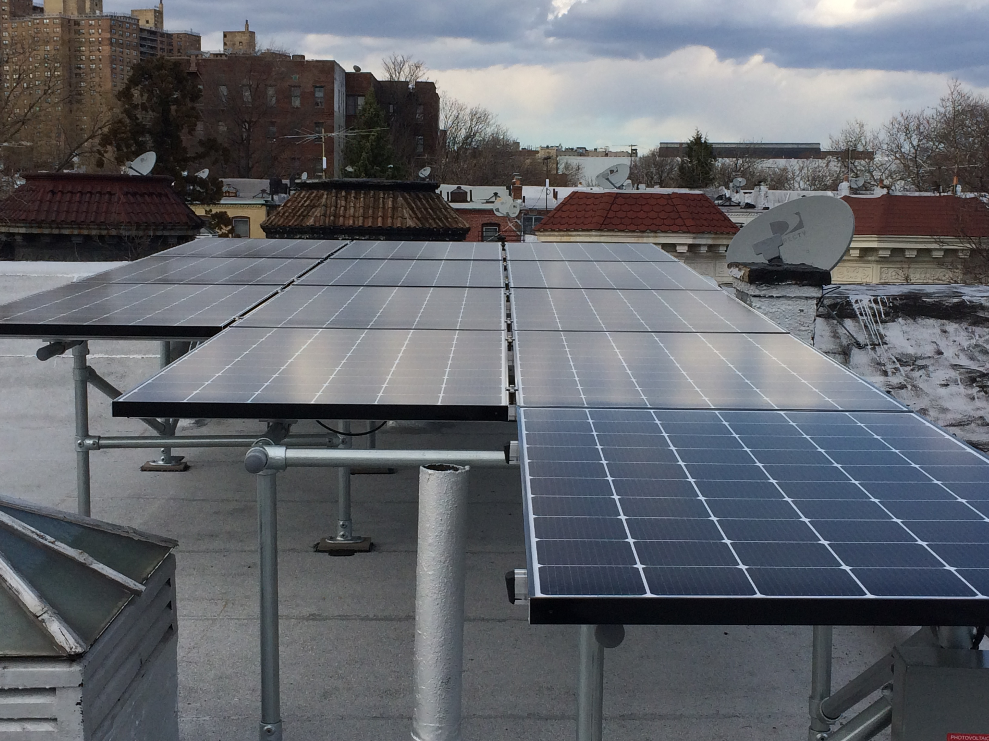 Cost to install solar panels on roof - Brooklyn Solarworks
