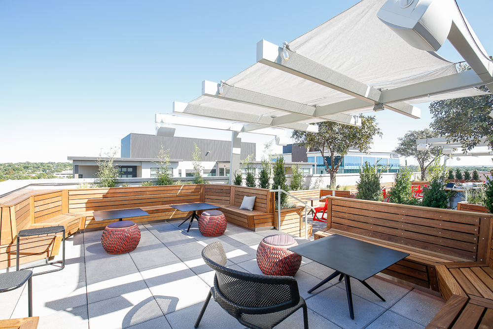 Cherry Creek S Stunning Rooftop Patio Departure Elevated