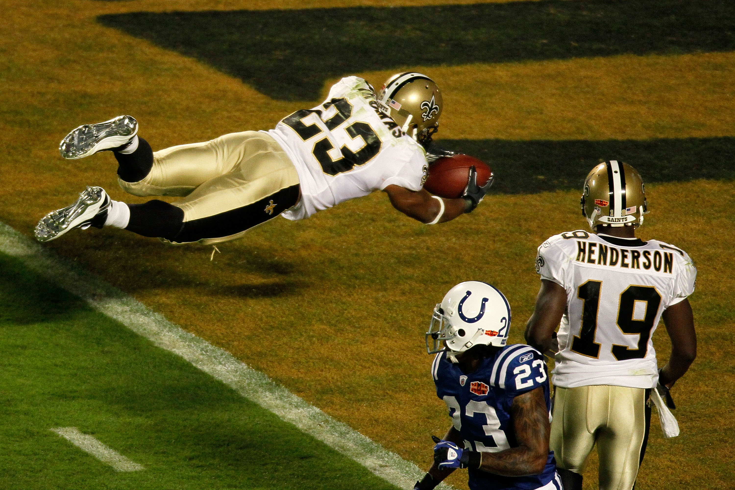 Top 50 New Orleans Saints Of All Time No 20 16 Canal