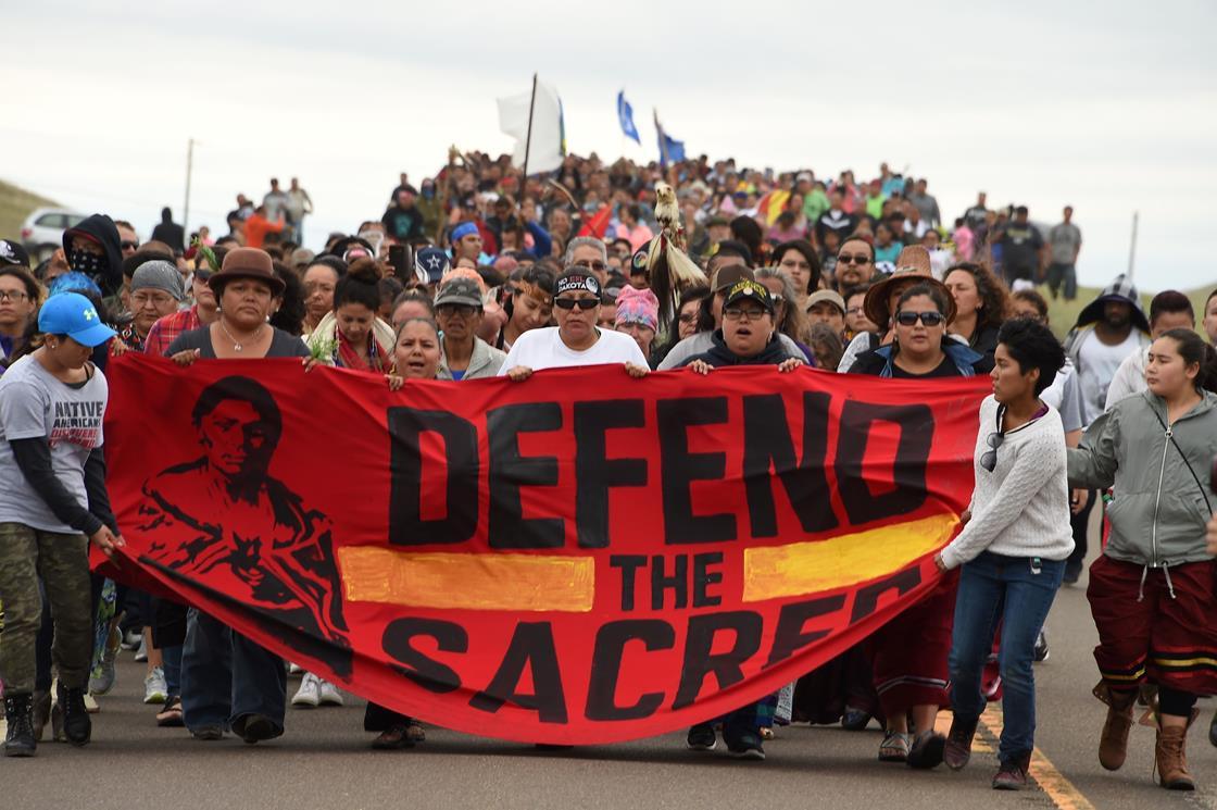Vox Sentences: President Obama steps in to block the Dakota Access Pipeline