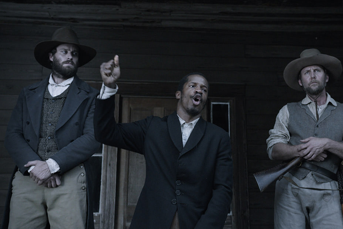 birth of a nation art or Nate parker directs and stars in the tale of nat turner's violent 1831 slave revolt.