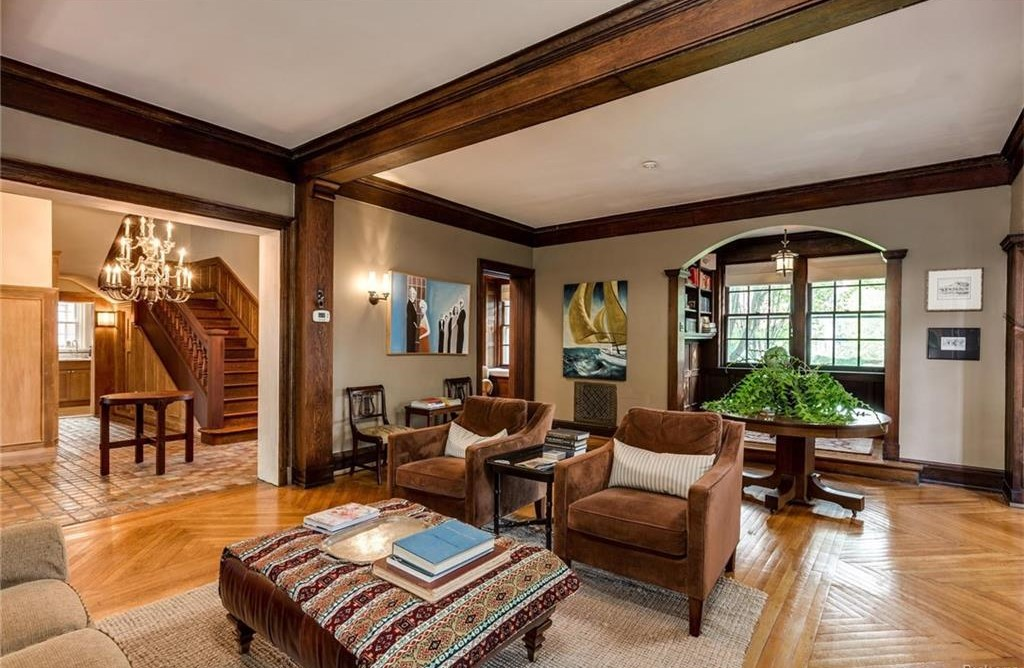 Absolutely gorgeous Indian Village mansion sells for $662K - Curbed ...