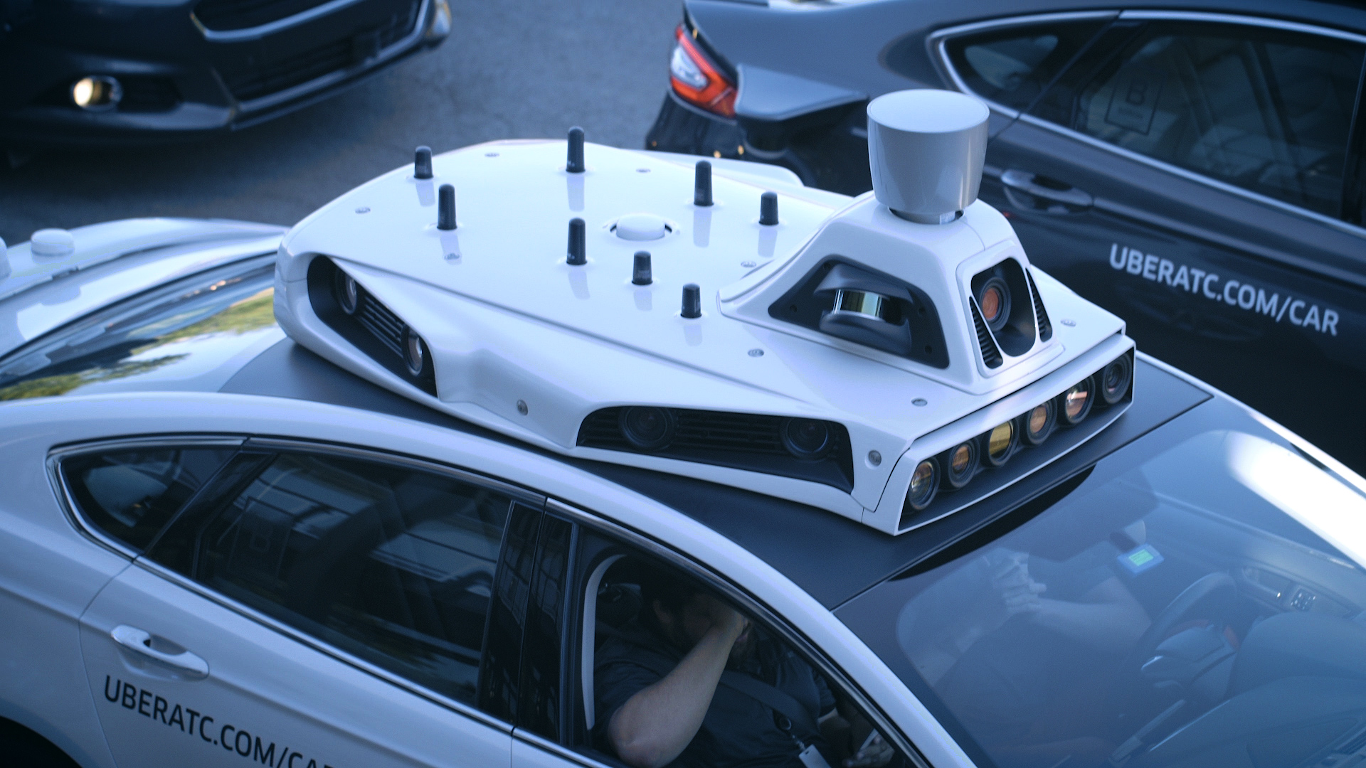 Behind the wheel of ubers new self driving car which hits the an error occurred biocorpaavc
