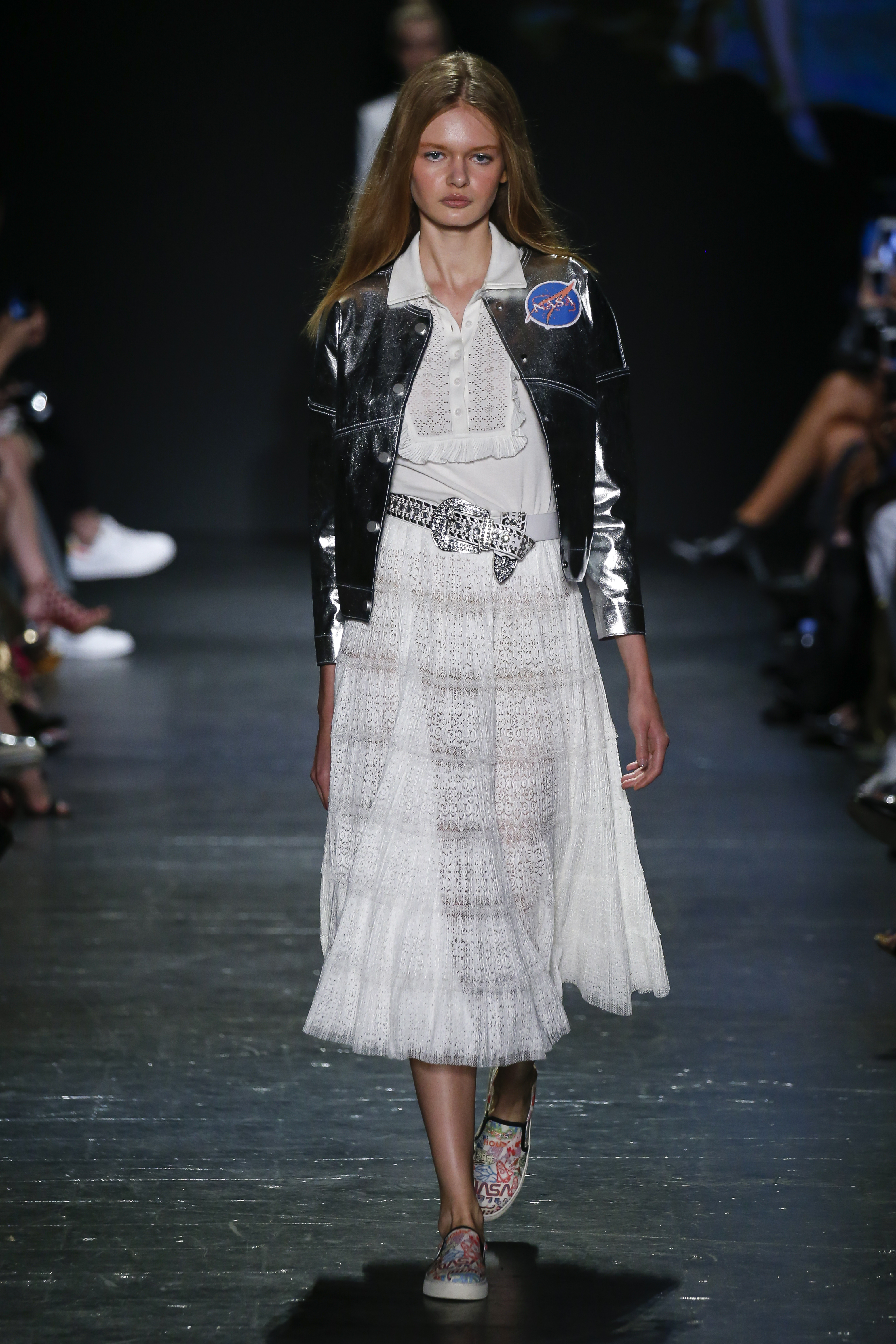 Vivienne Tam's Spring collection is the best NASA-inspired ... - photo #25