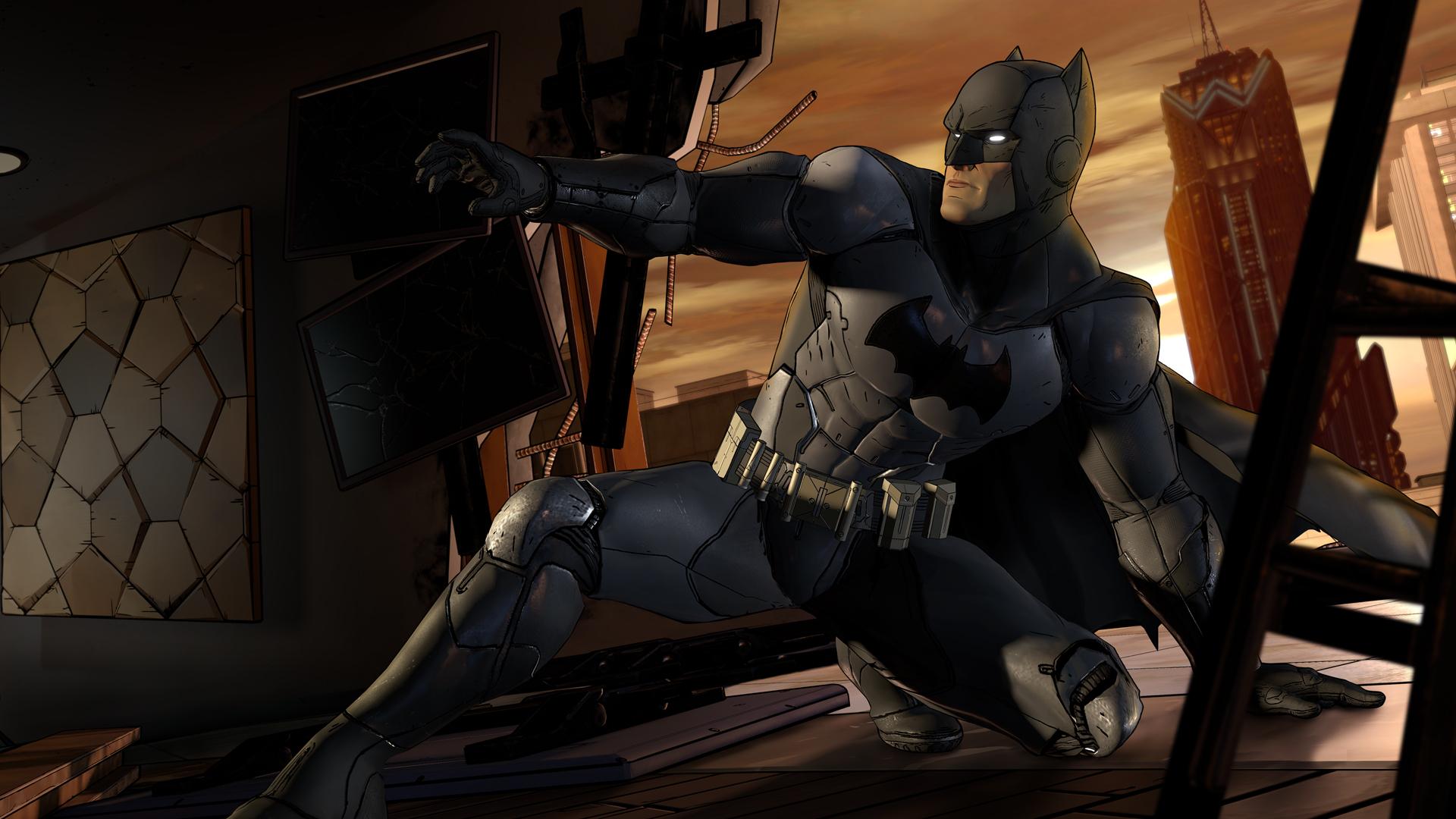 Telltale Batman's second episode goes into the Dark Knight's