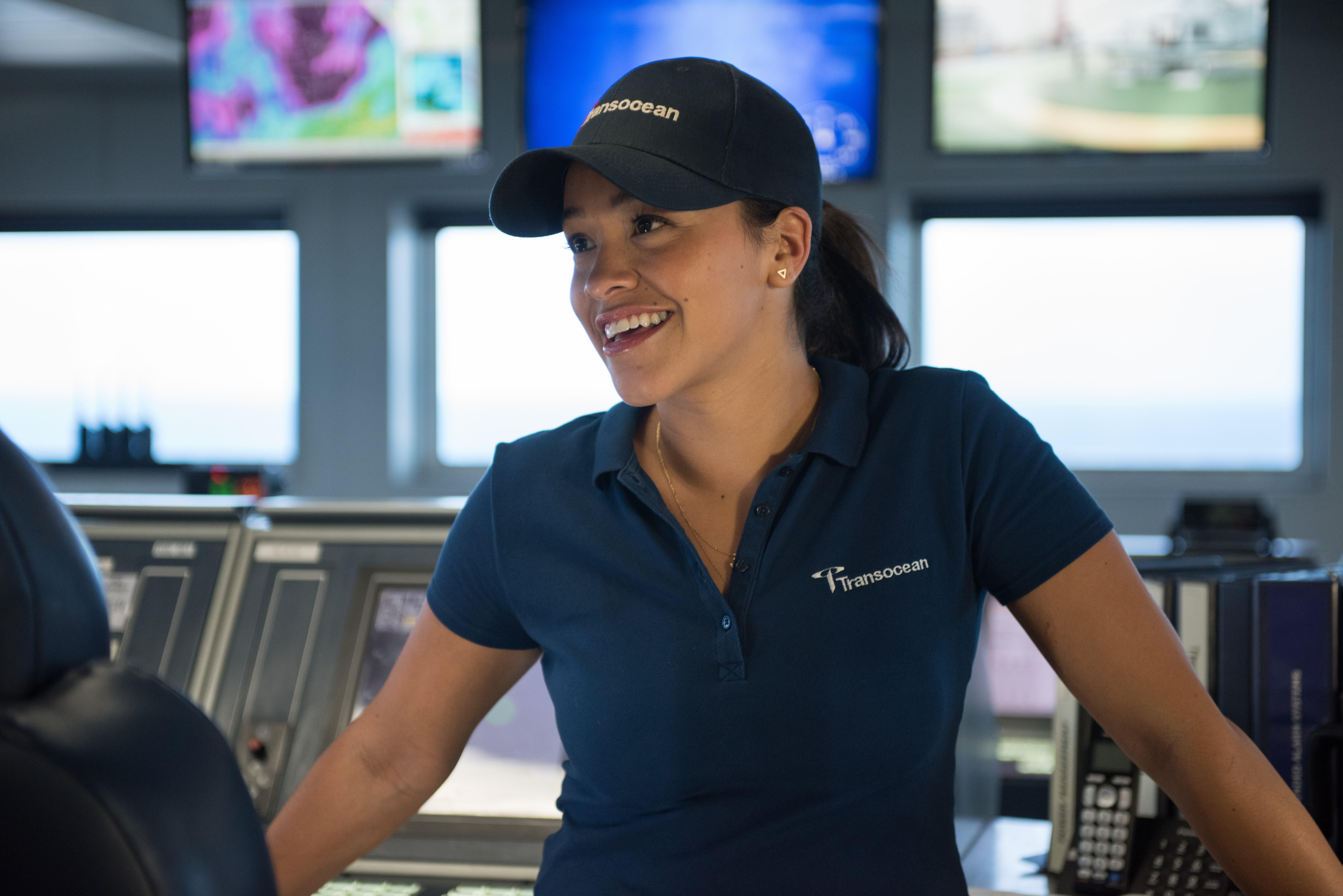 Porn Star Gina Rodriguez Great deepwater horizon is a great disaster movie. it's also a warning