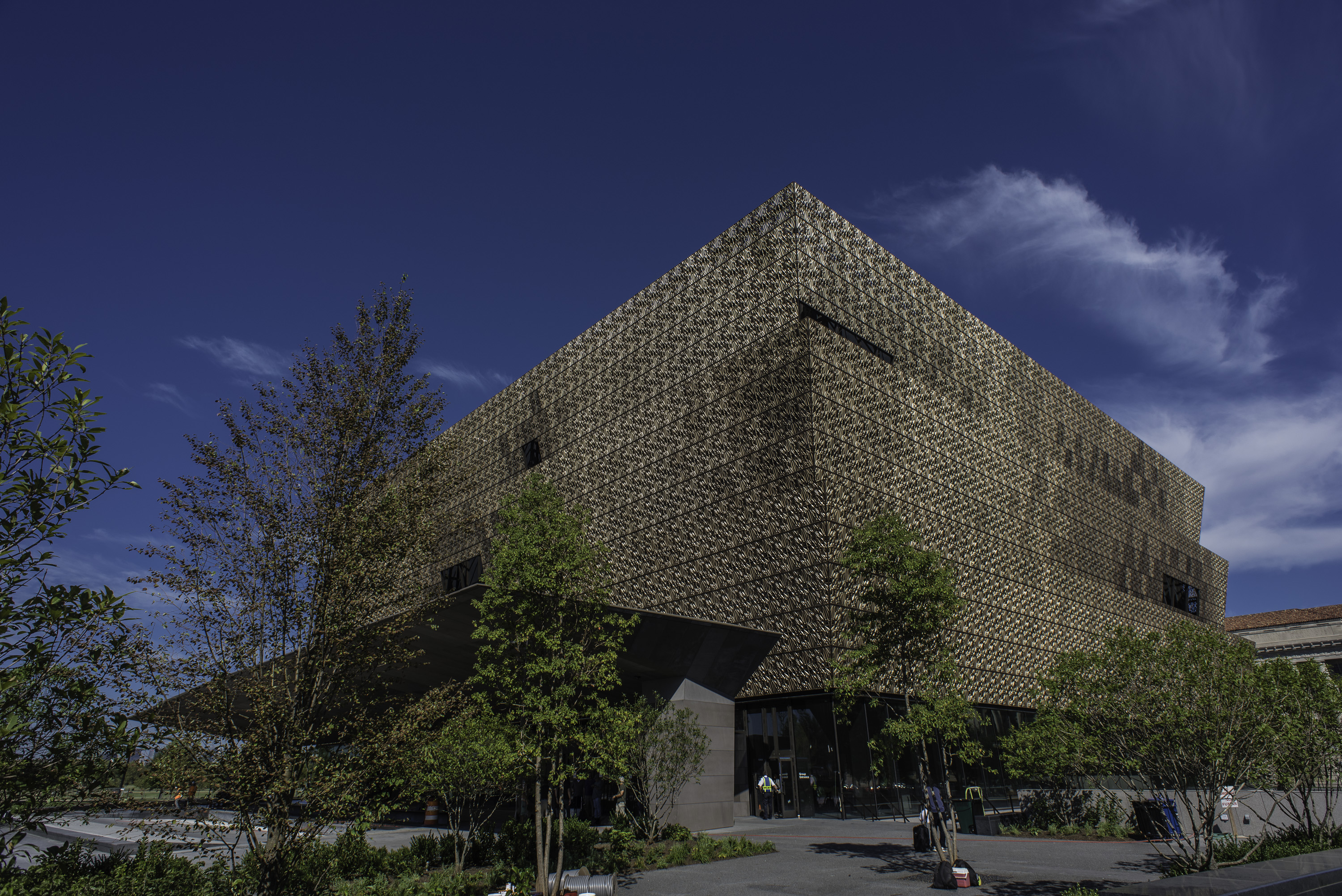 inside the new national museum of african american history and