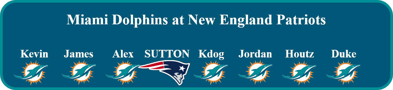 NFL Week 2 straight up winners picks from The Phinsider ...