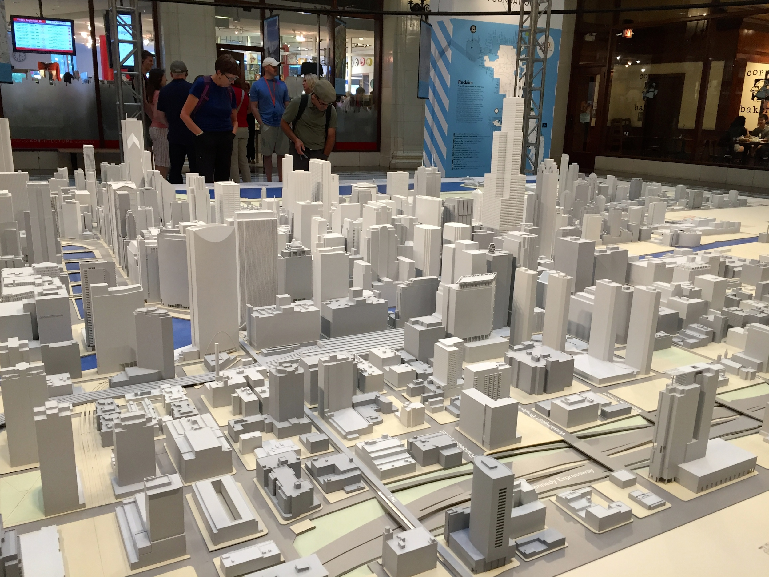 Whats New On The Chicago Architecture Foundations Miniature