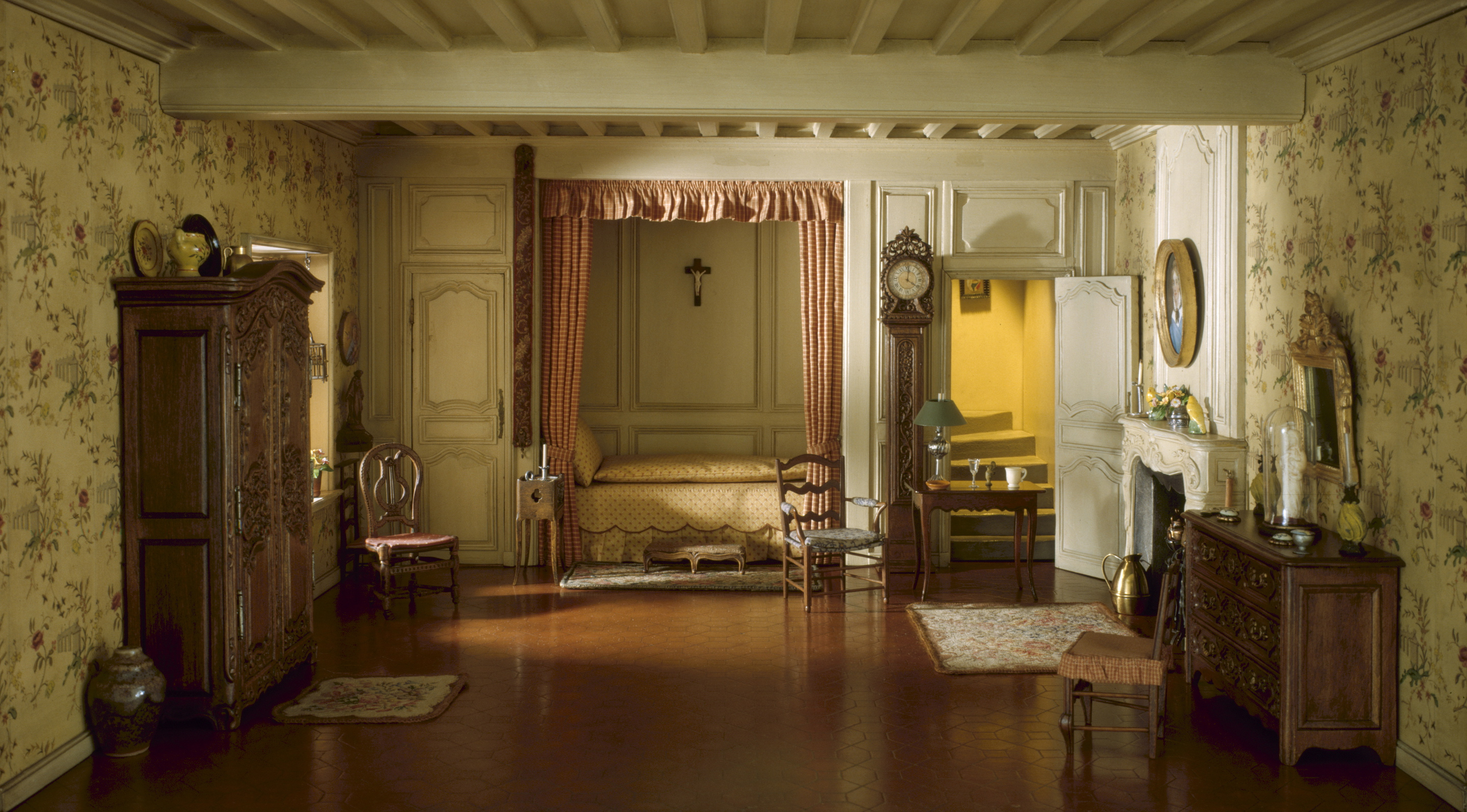 Meticulous And Miniature The Thorne Rooms Of The Art