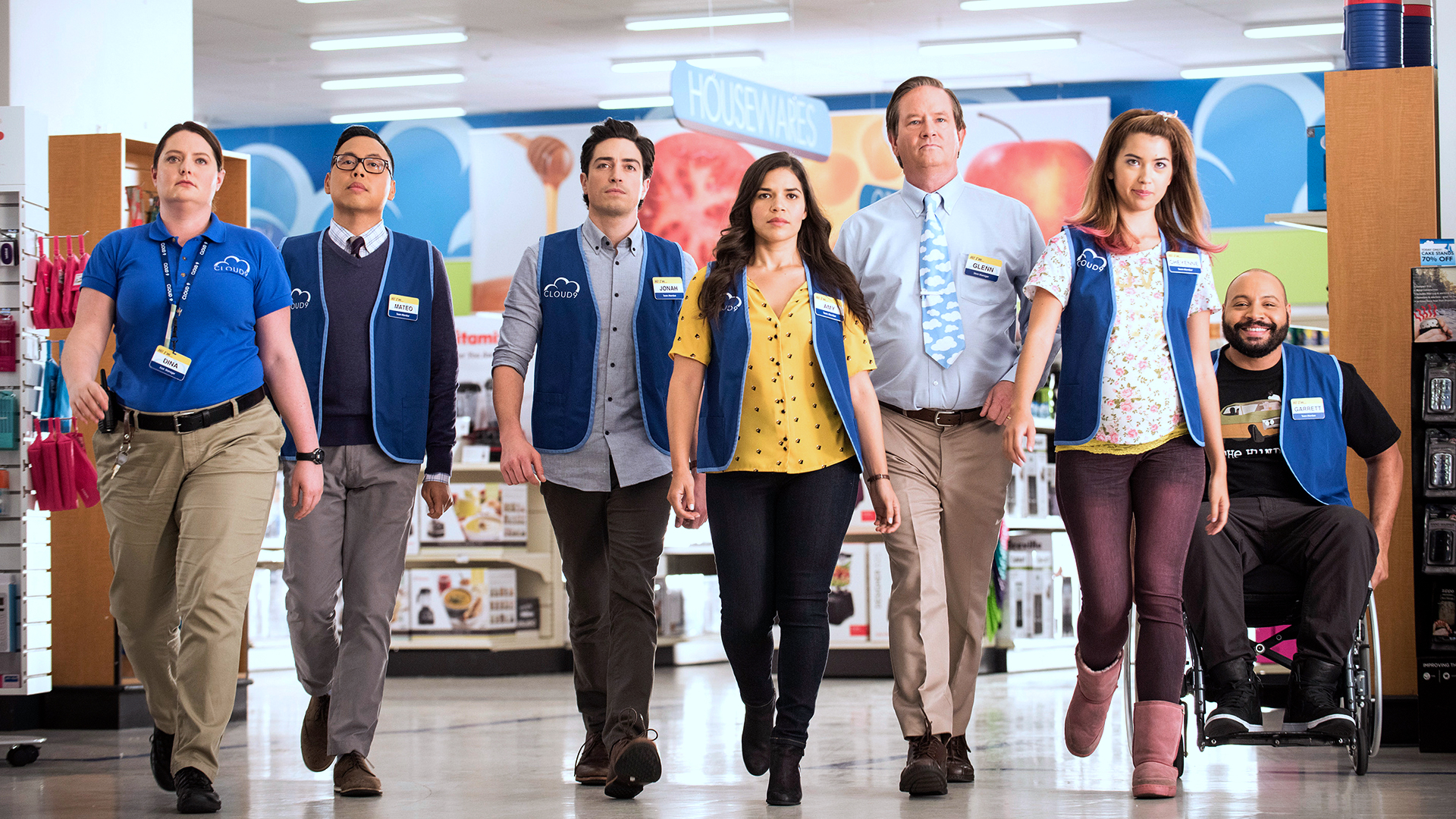 tv shows 2016 comedy. superstore (nbc) tv shows 2016 comedy n