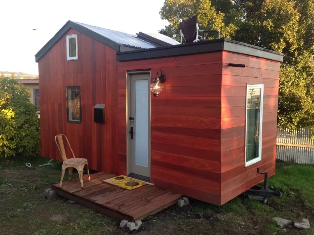 A Modern Tiny Home In Oakland California