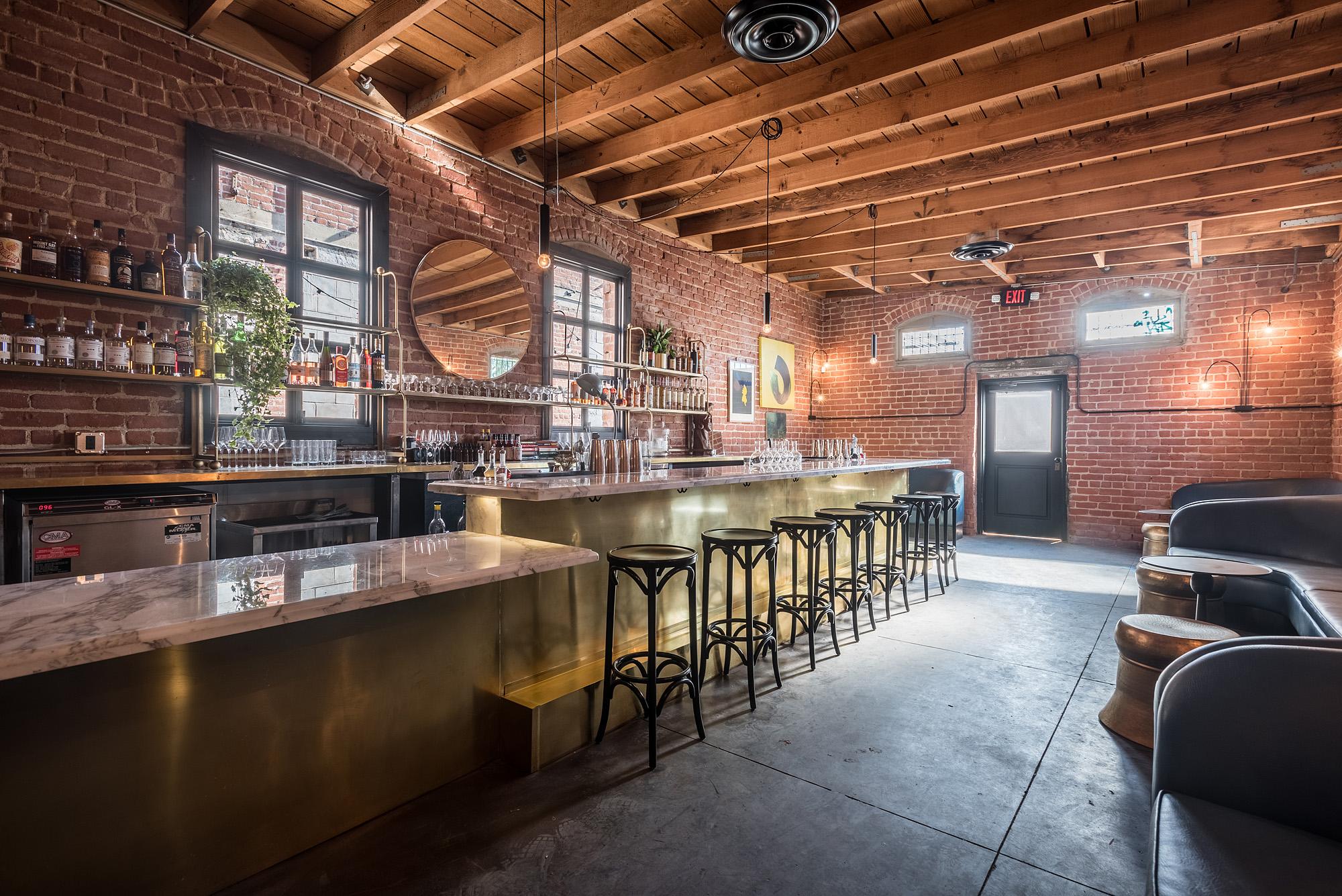 Cafe Birdie Highland Park Bar