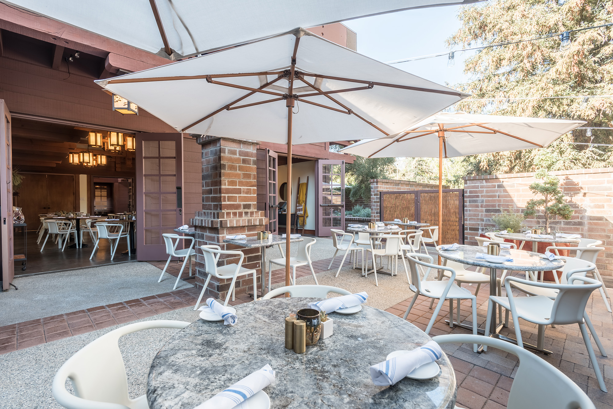 the new descanso gardens brunch restaurant is a stone cold stunner eater la