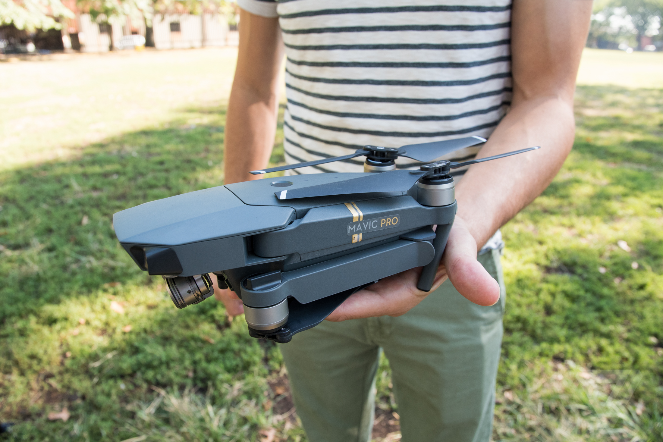 72fd0c1fa57 DJI's new Mavic Pro drone folds up and fits in the palm of your hand ...