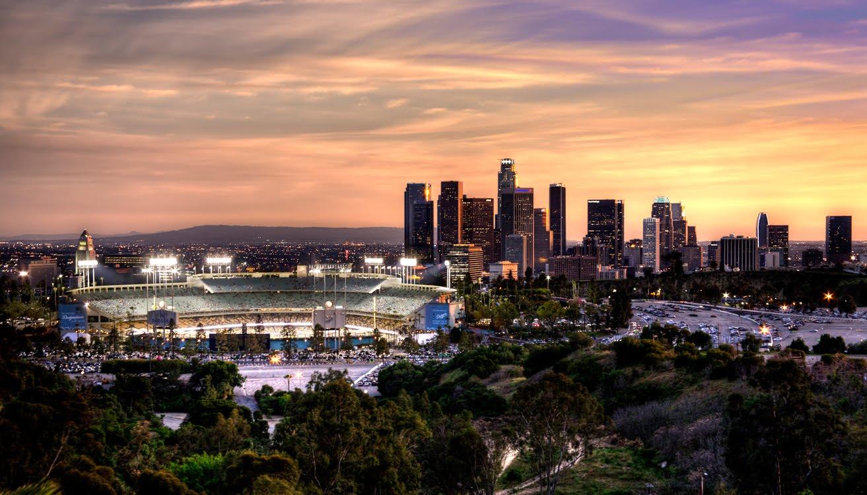 Dodger Stadium, Los Angeles Dodgers ballpark - Ballparks of Baseball