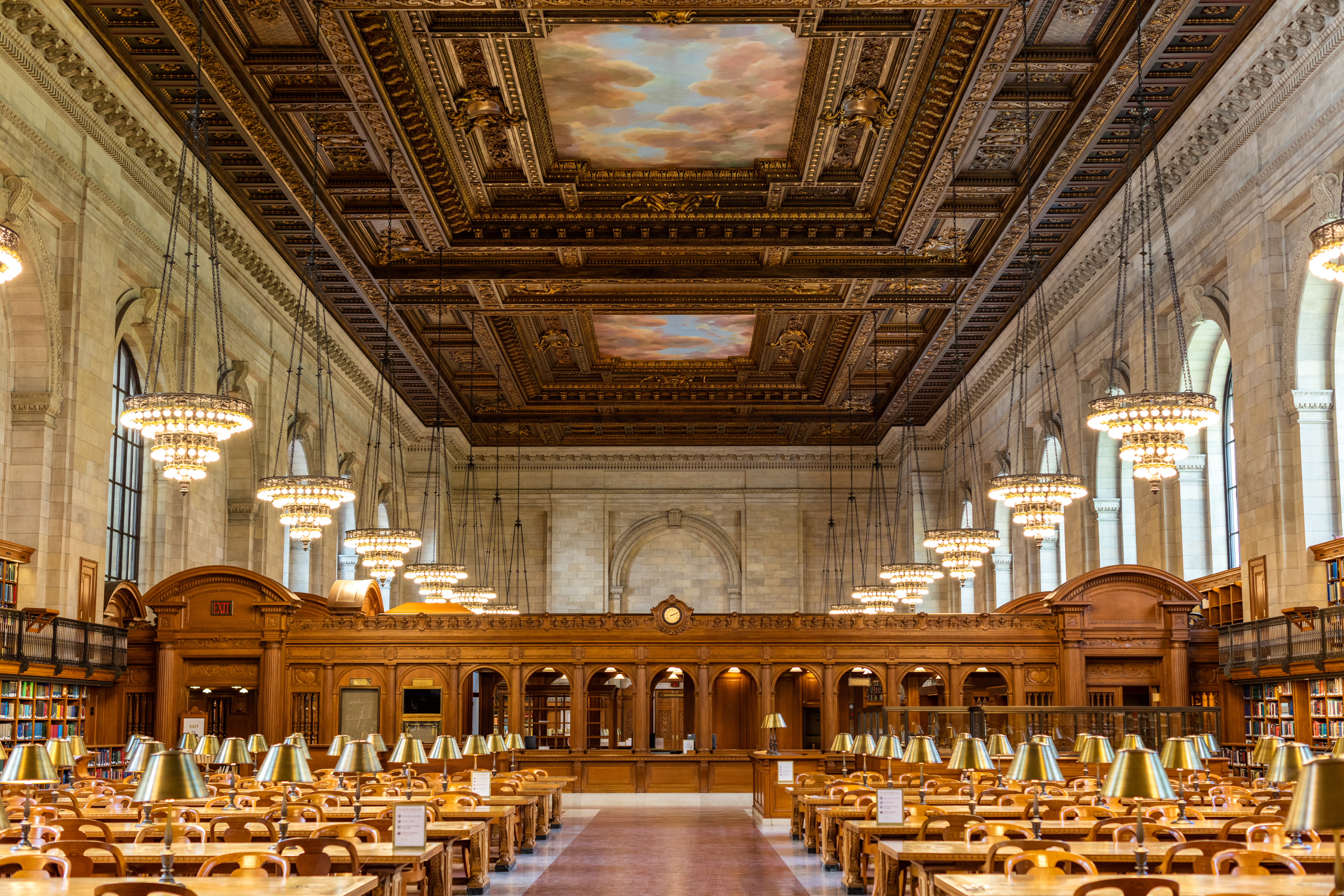 NYPL Rose Main Reading Room Finished