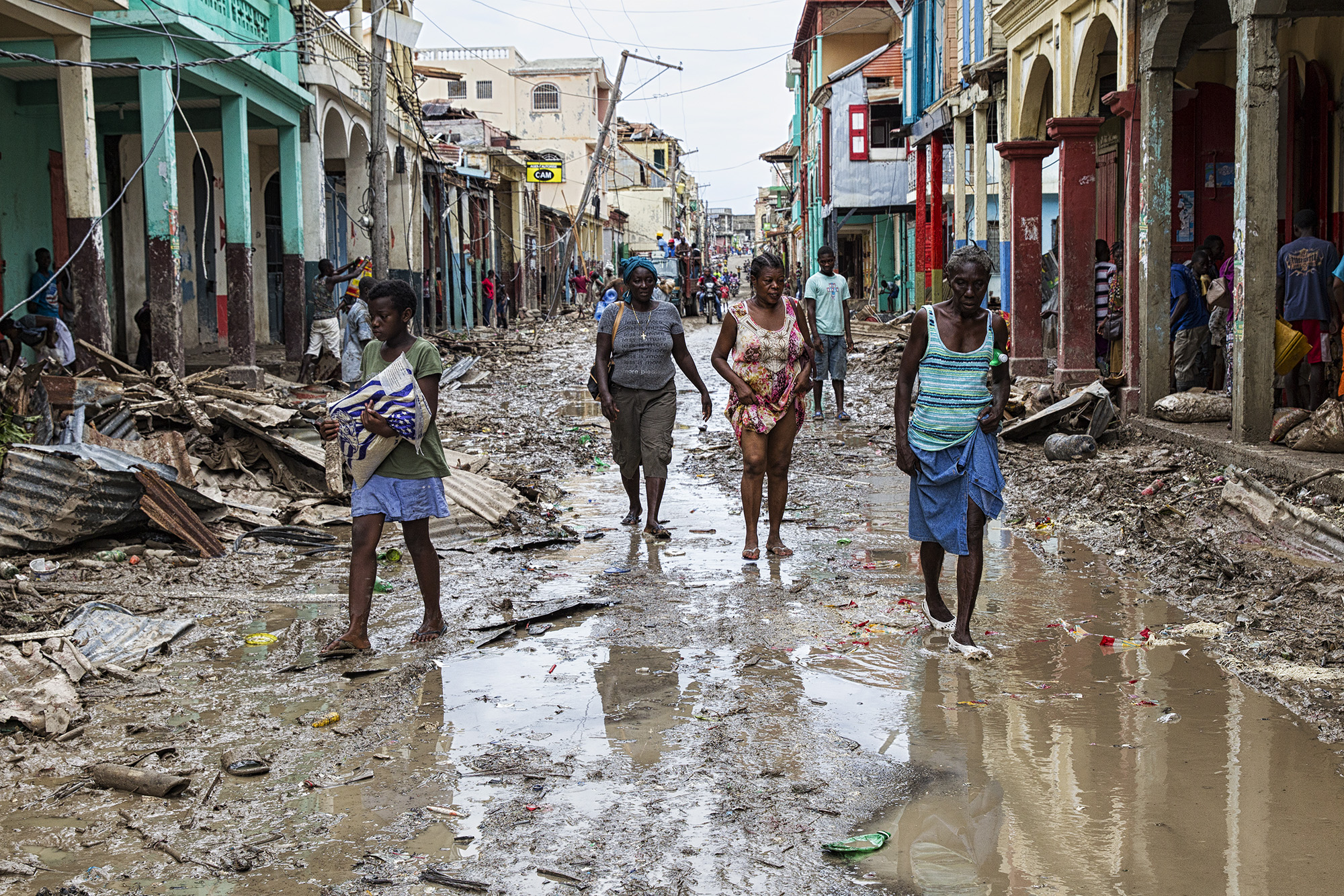 Image result for hurricanes in Haiti