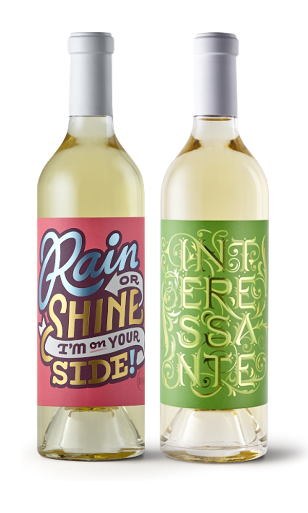 Wine Label Design Is More Important Than You Think  Eater