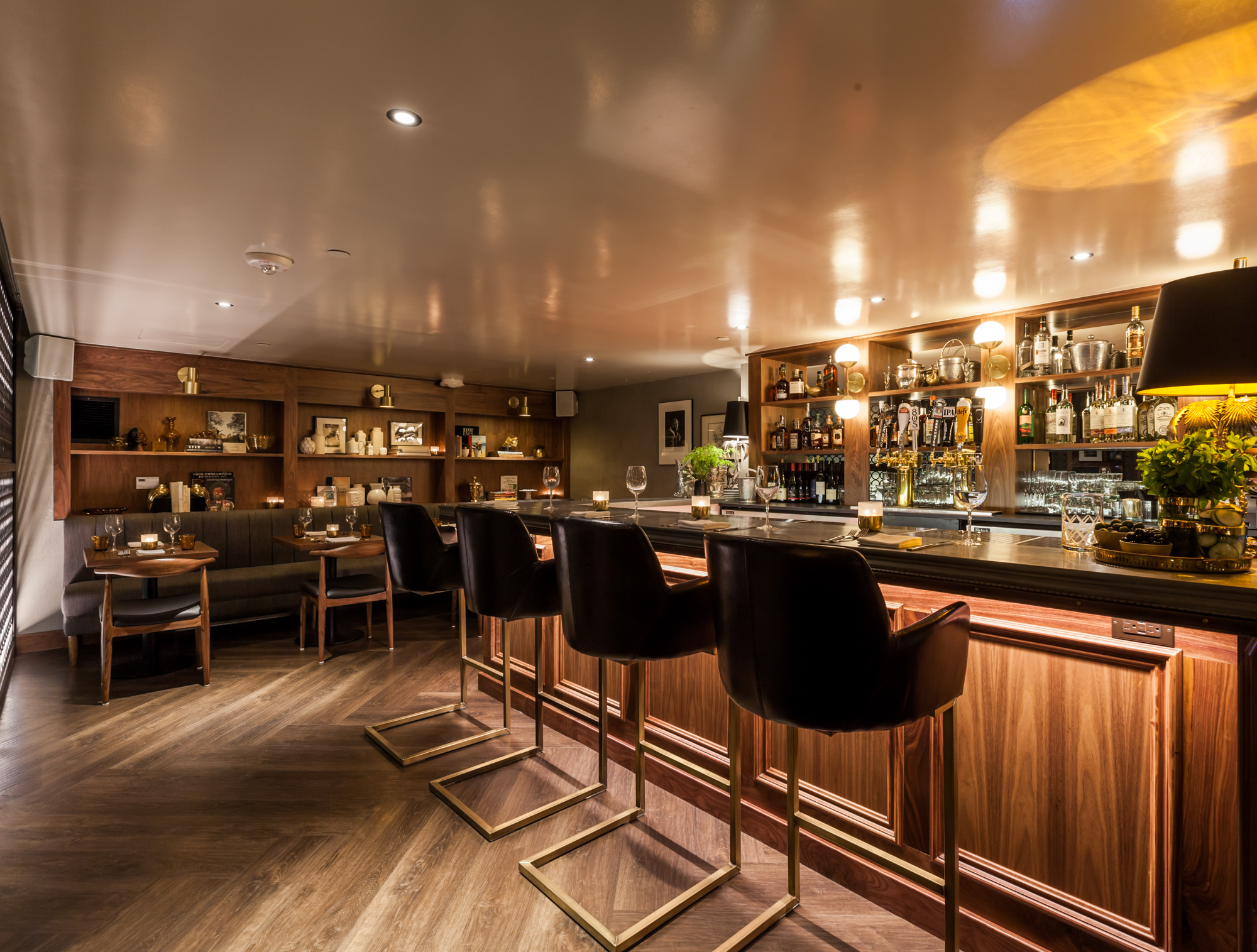 Chanterelle Restaurant New York