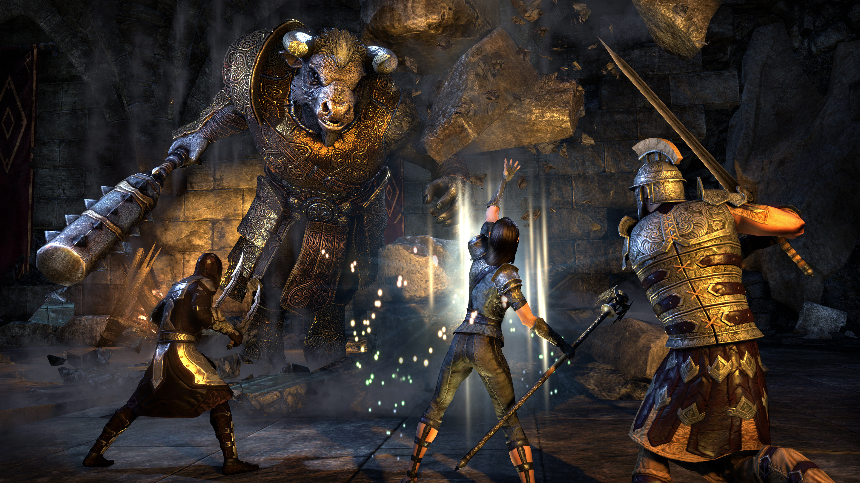 The jaws of Oblivion Saving the Elder Scrolls MMO  Polygon