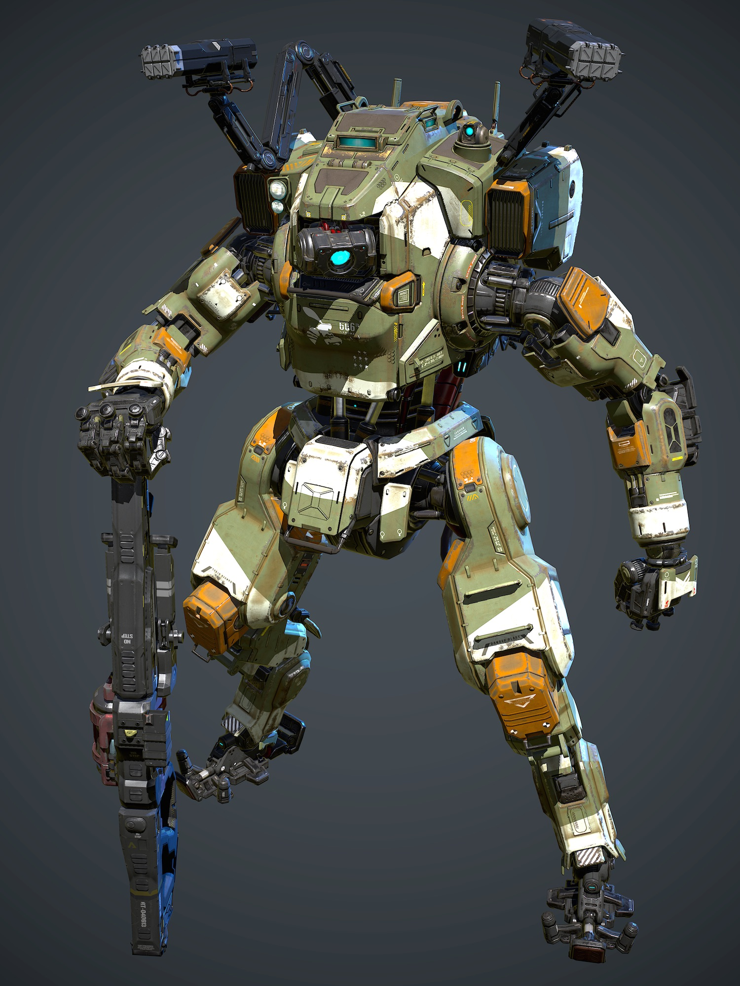 red dawn helicopter with Titanfall 2 Bt Mech Design Interview Respawn Entertainment on Shield Protection Defense Viruses 1970470 furthermore 30 Picture likewise Titanfall 2 Bt Mech Design Interview Respawn Entertainment as well Mammoth tank  Renegade as well Shield Protection Defense Viruses 1970470.