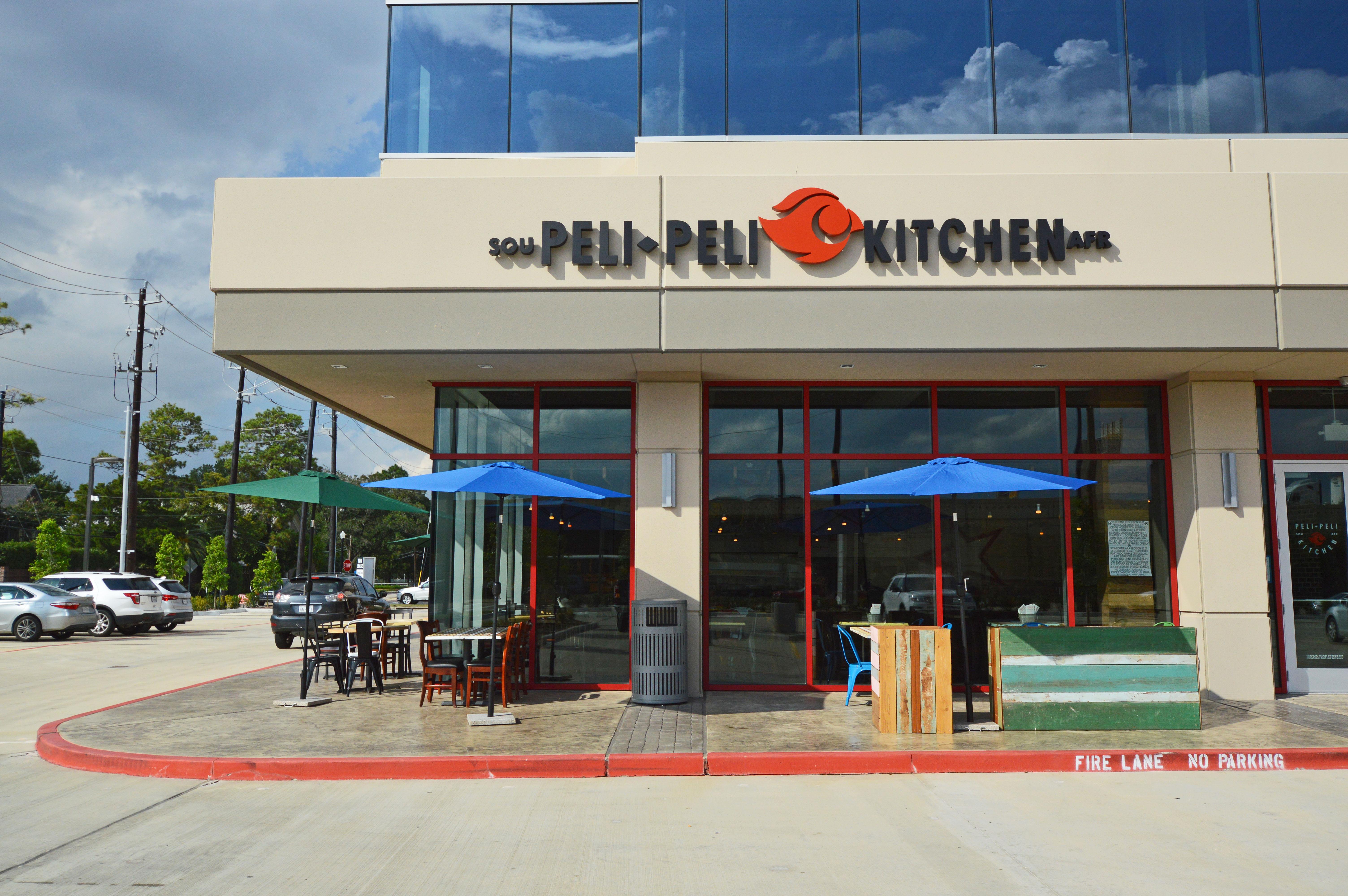 step inside peli peli kitchen houstons newest spot for quick south african fare - Peli Peli Kitchen
