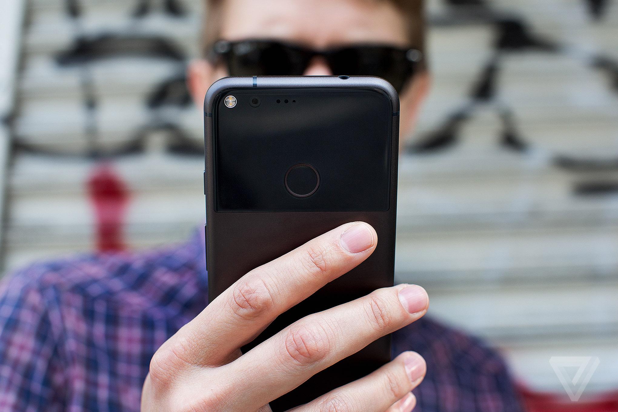 Google Pixel review: Home run