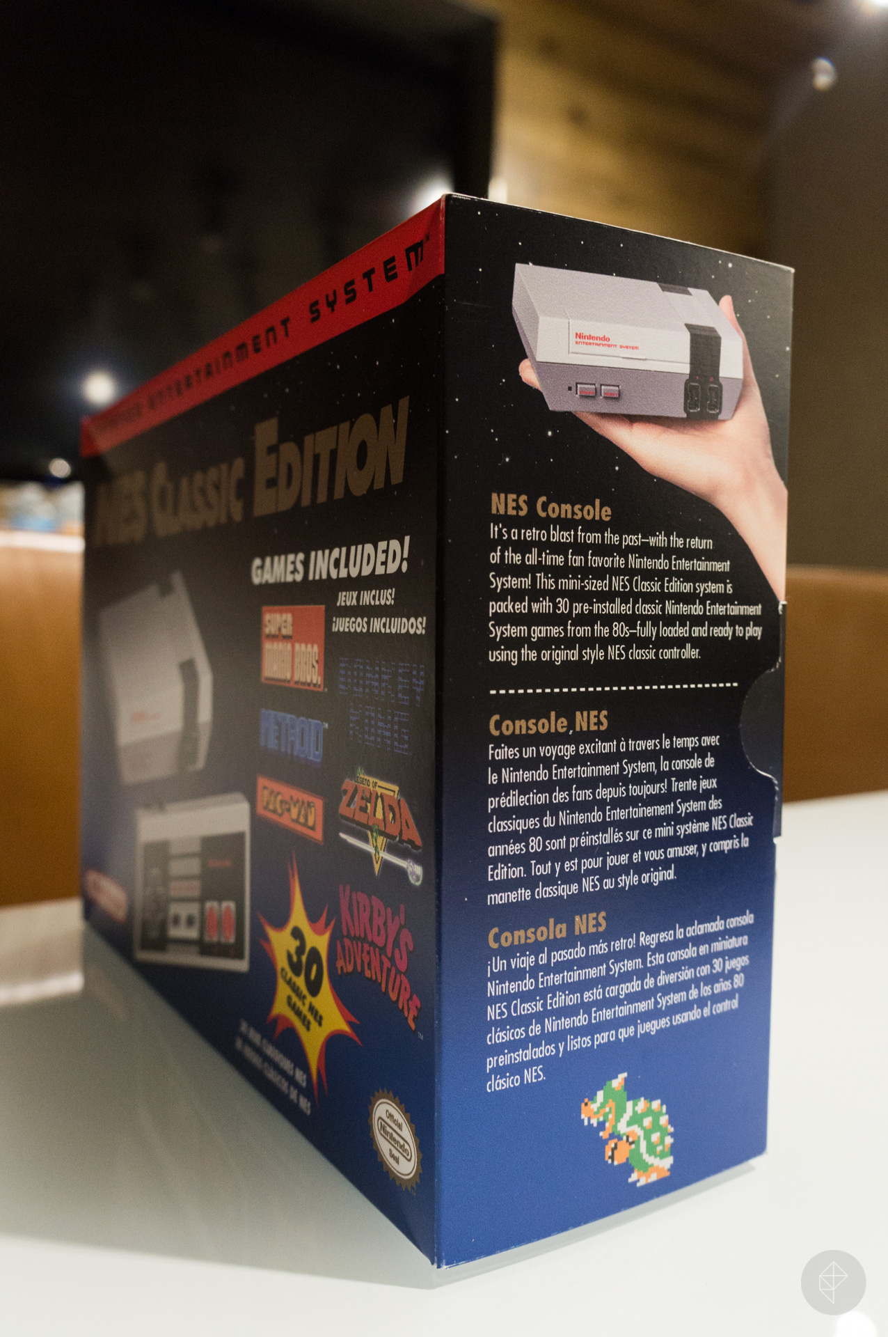 Nintendo S Mini Nes Is A Tiny Beautiful Dynamo Polygon