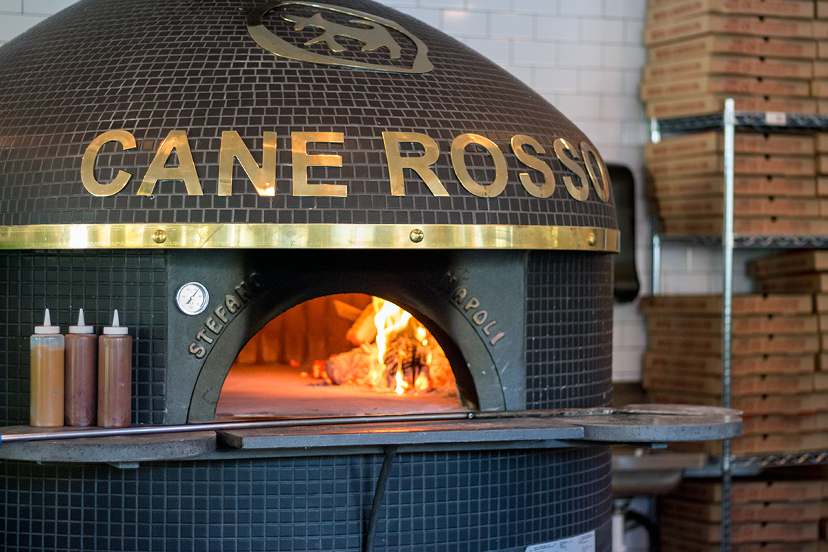 Peek Inside Cane Rosso's Second Houston Outpost, Now Slinging Pies In Montrose
