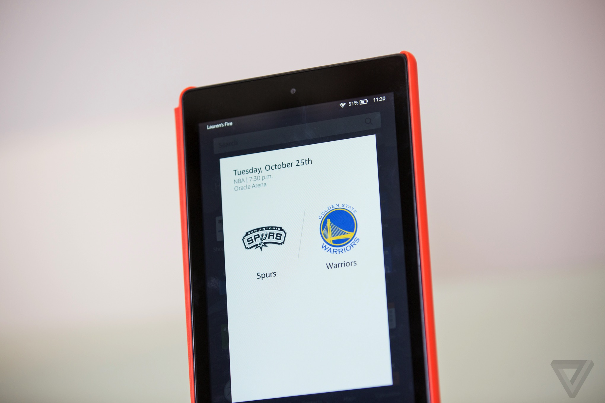 Amazons alexa now works on tablets but the best new feature amazon fire tablet alexa amipublicfo Images