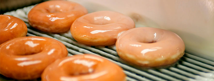 Free Birthday Krispy Kreme ~ Free dessert is the best especially on your birthday eater