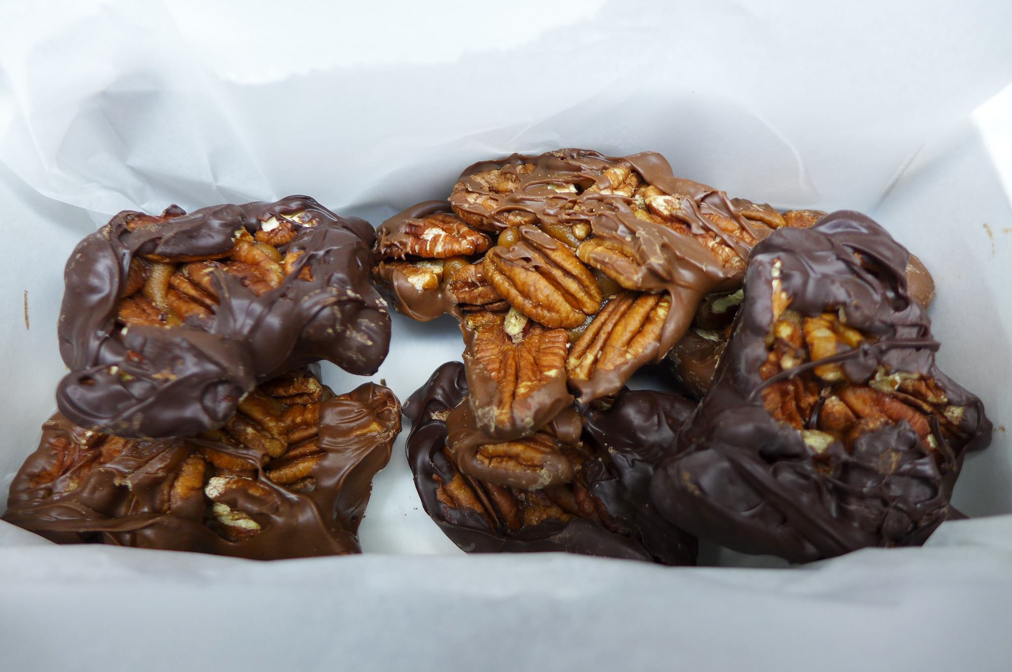 Best Chocolate Turtles In Nyc