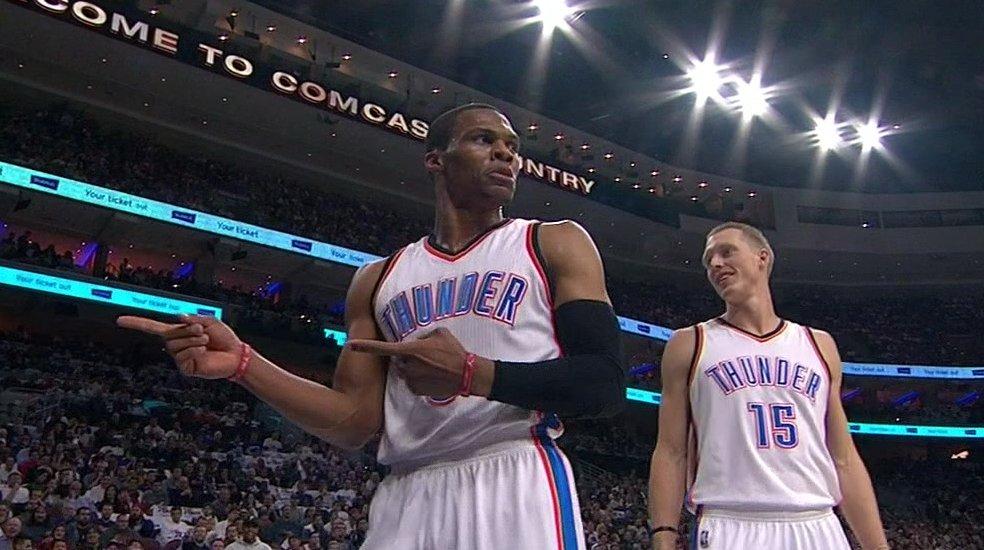 Image result for russell westbrook points