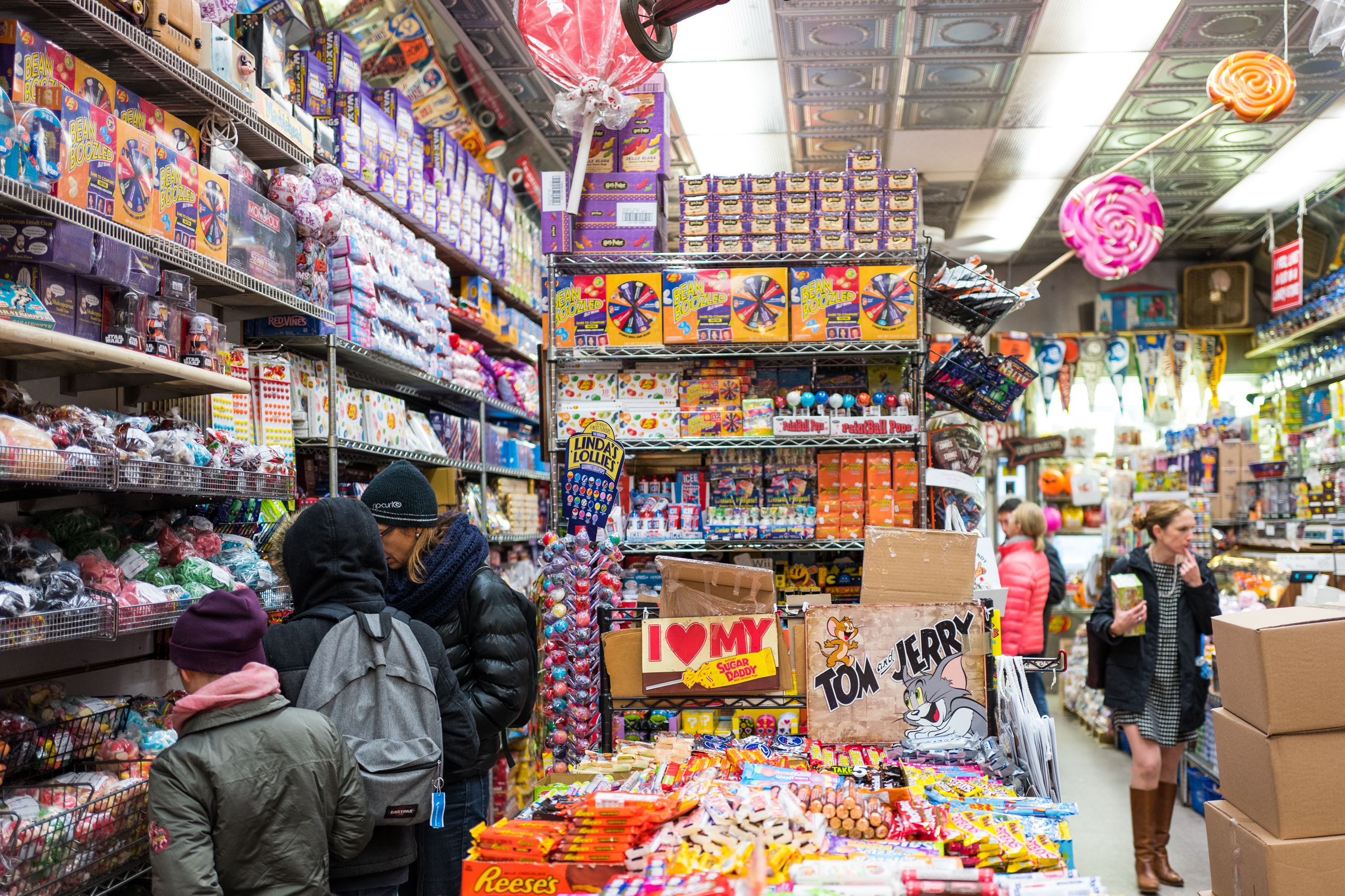 How Economy Candy Became a New York Icon - Eater NY