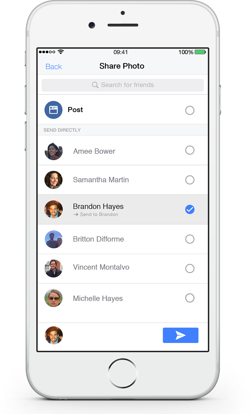 Since That Acquisition, Facebook Has Begun Deploying All Manner Of Tests  And Incremental Product Rollouts Temporary Chat Messaging Erase An Image  For Good