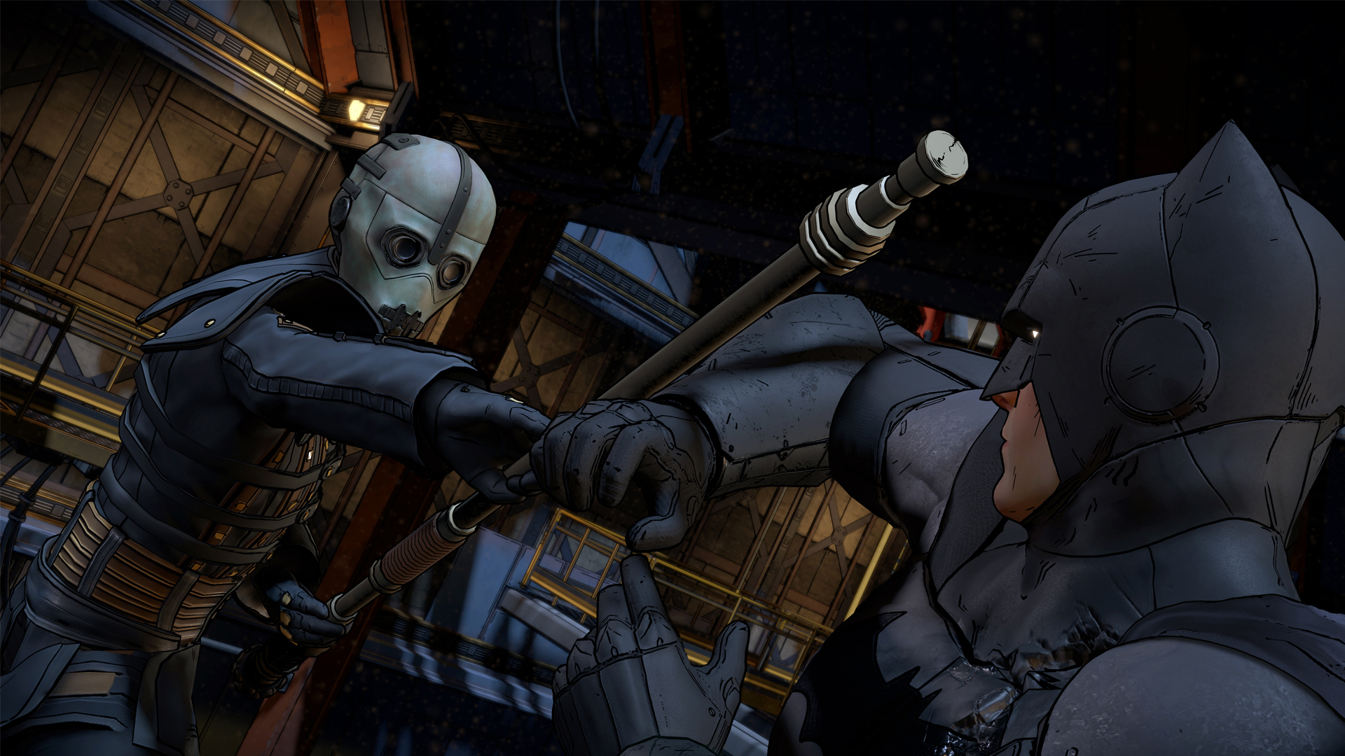 Watch the Batman: The Enemy Within launch trailer