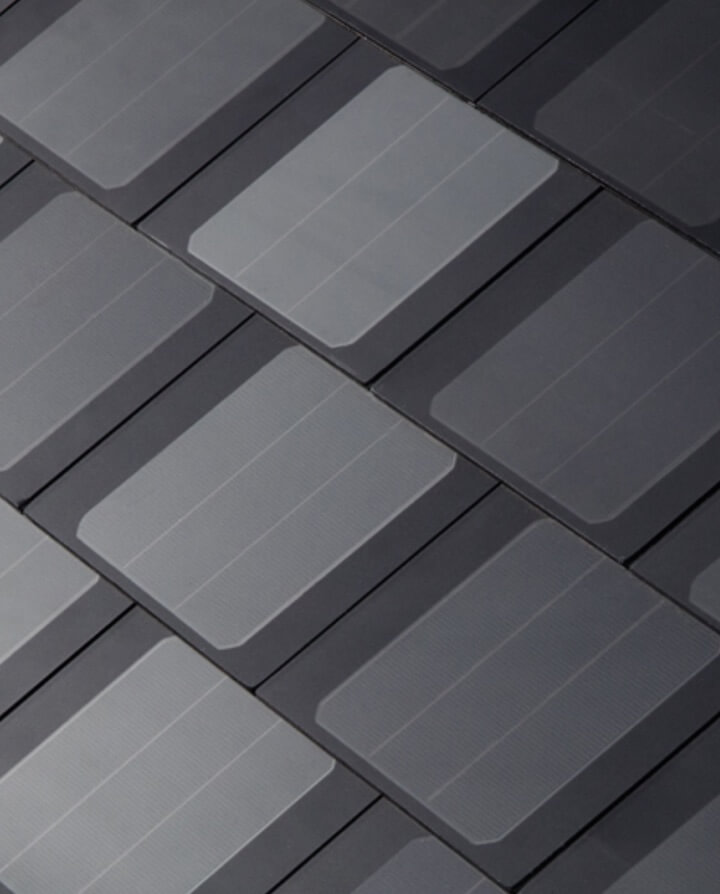 Tesla S New Rooftop Solar Panels Don T Look Like Solar